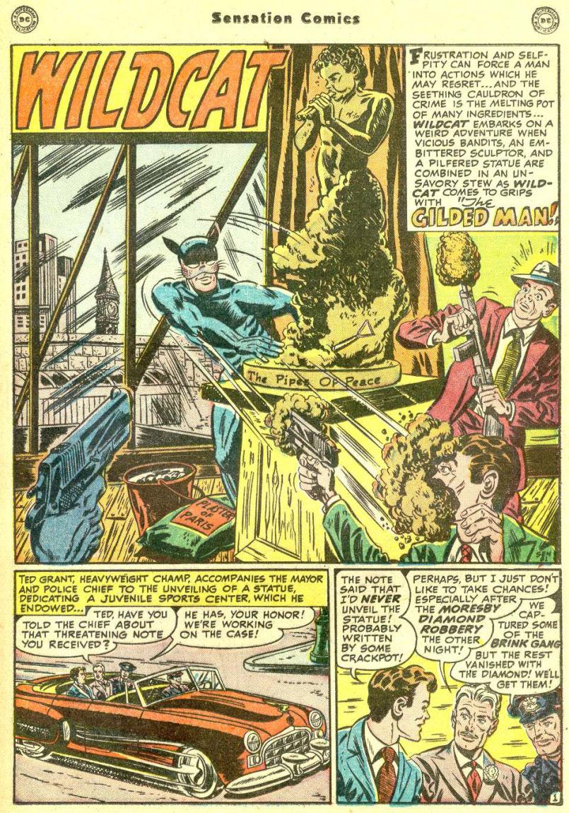 Read online Sensation (Mystery) Comics comic -  Issue #87 - 17