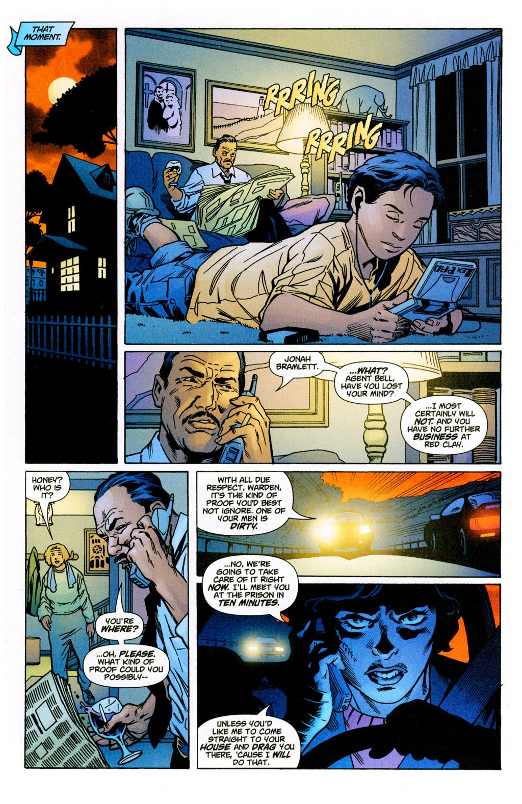 Bloodhound issue 7 - Page 9