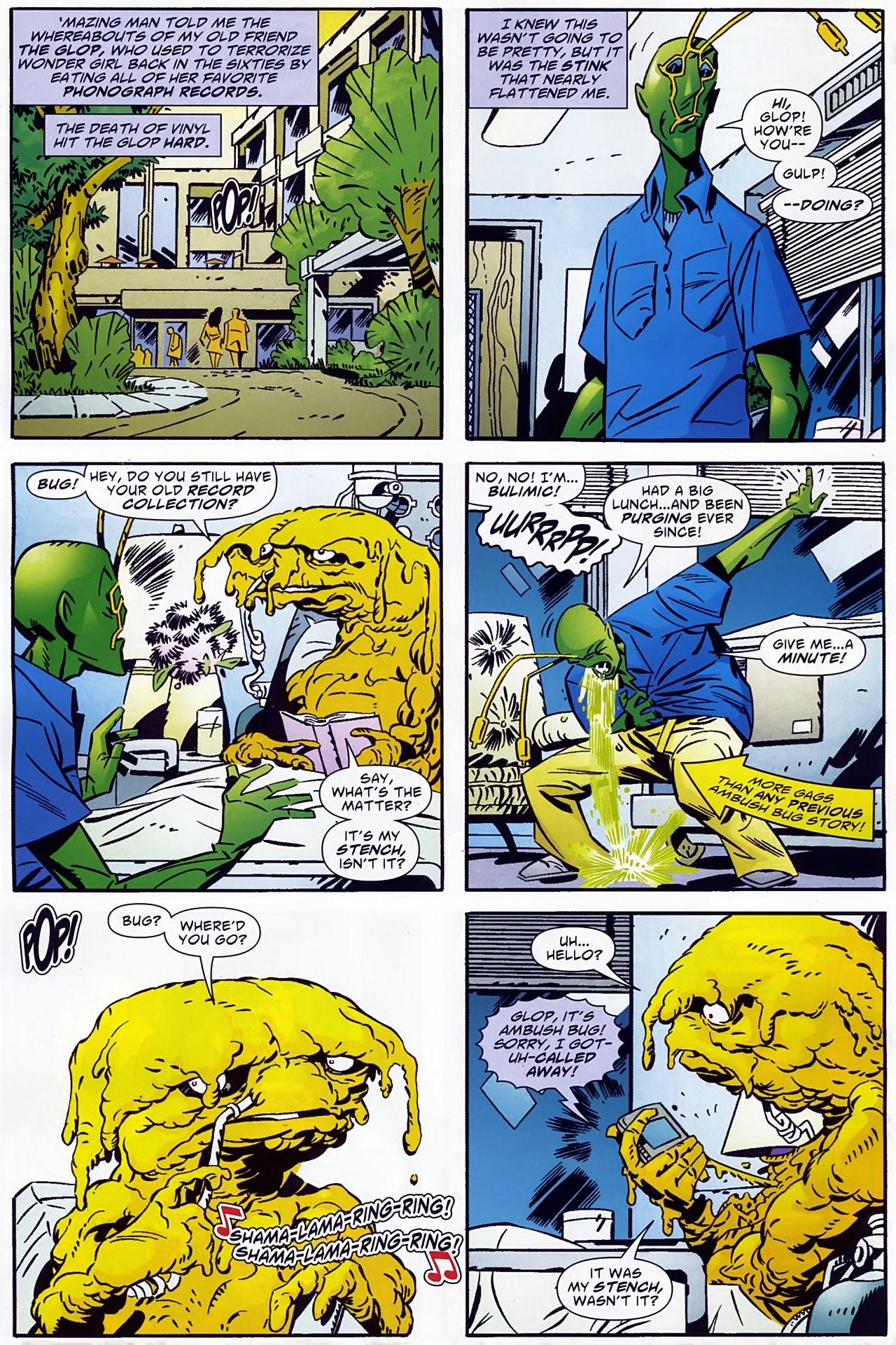 Read online Ambush Bug: Year None comic -  Issue #1 - 13