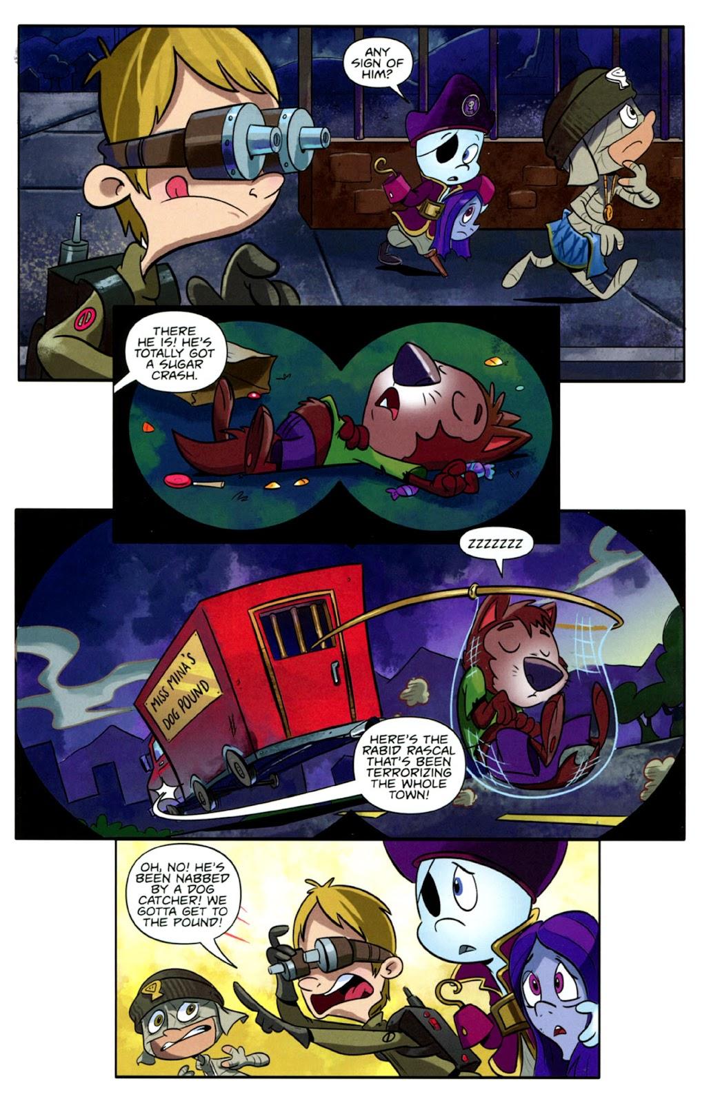 Read online Casper's Scare School comic -  Issue #1 - 14