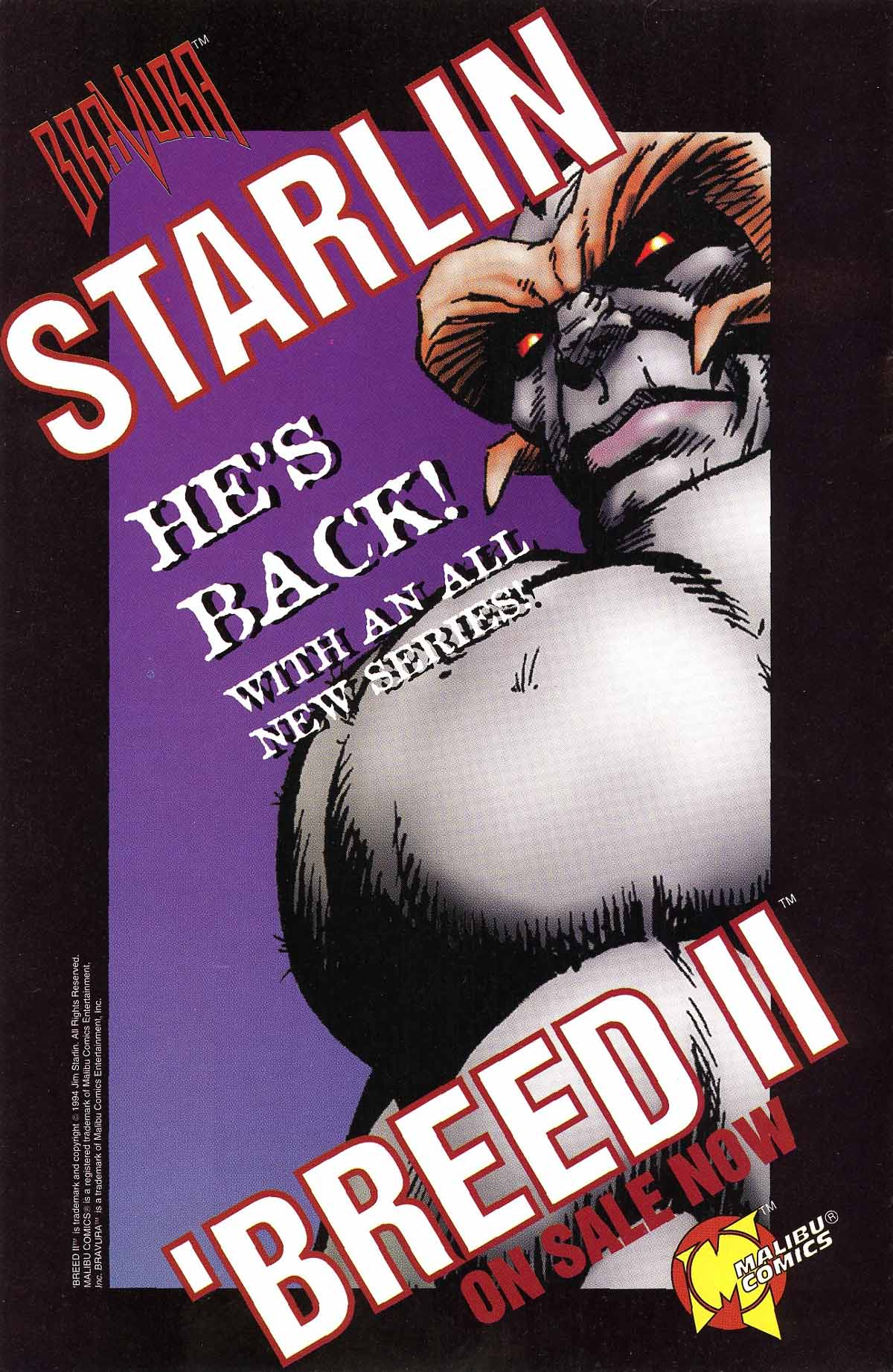 Read online Rune (1994) comic -  Issue #6 - 2
