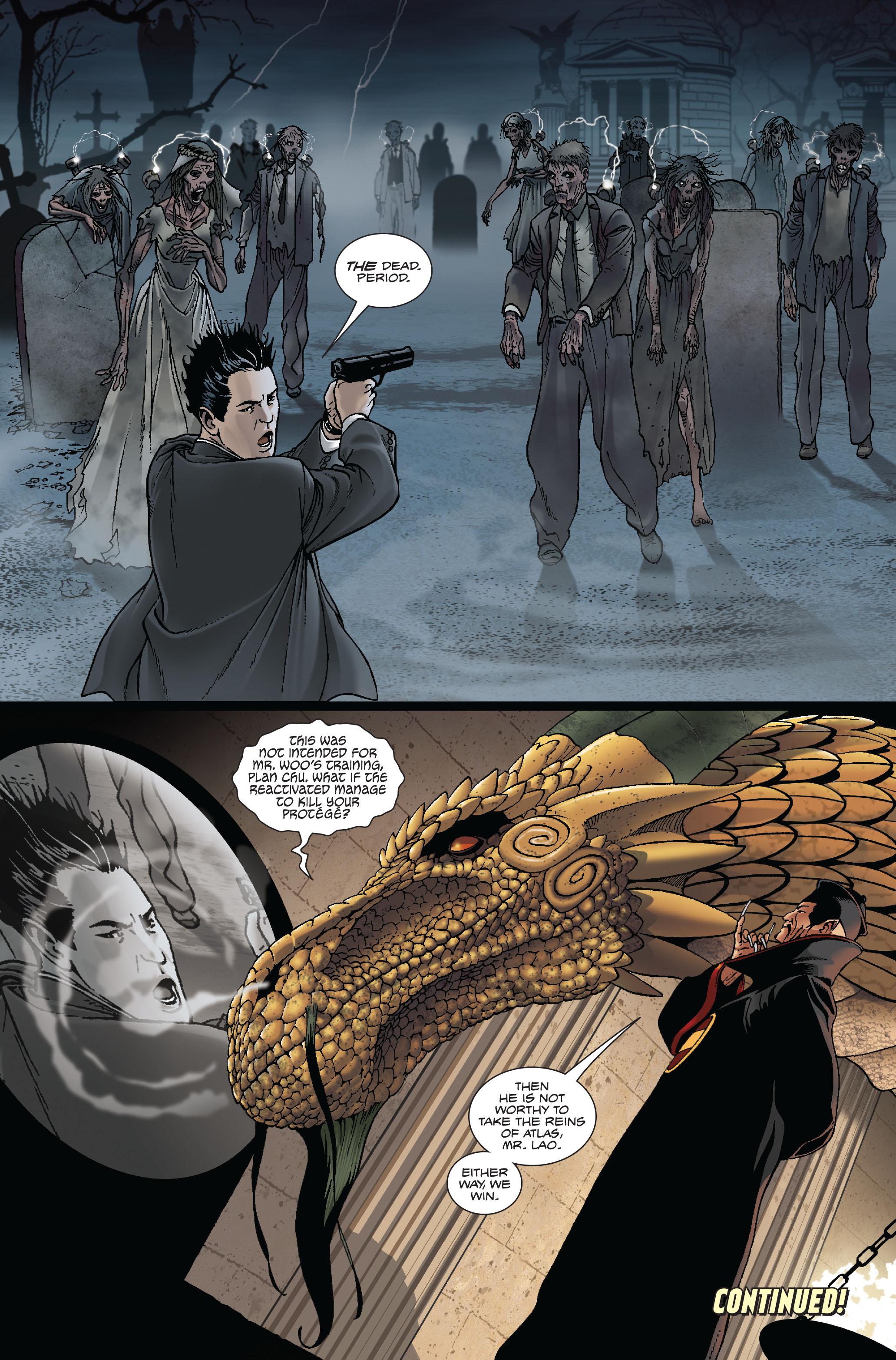 Read online Atlas comic -  Issue #1 - 24