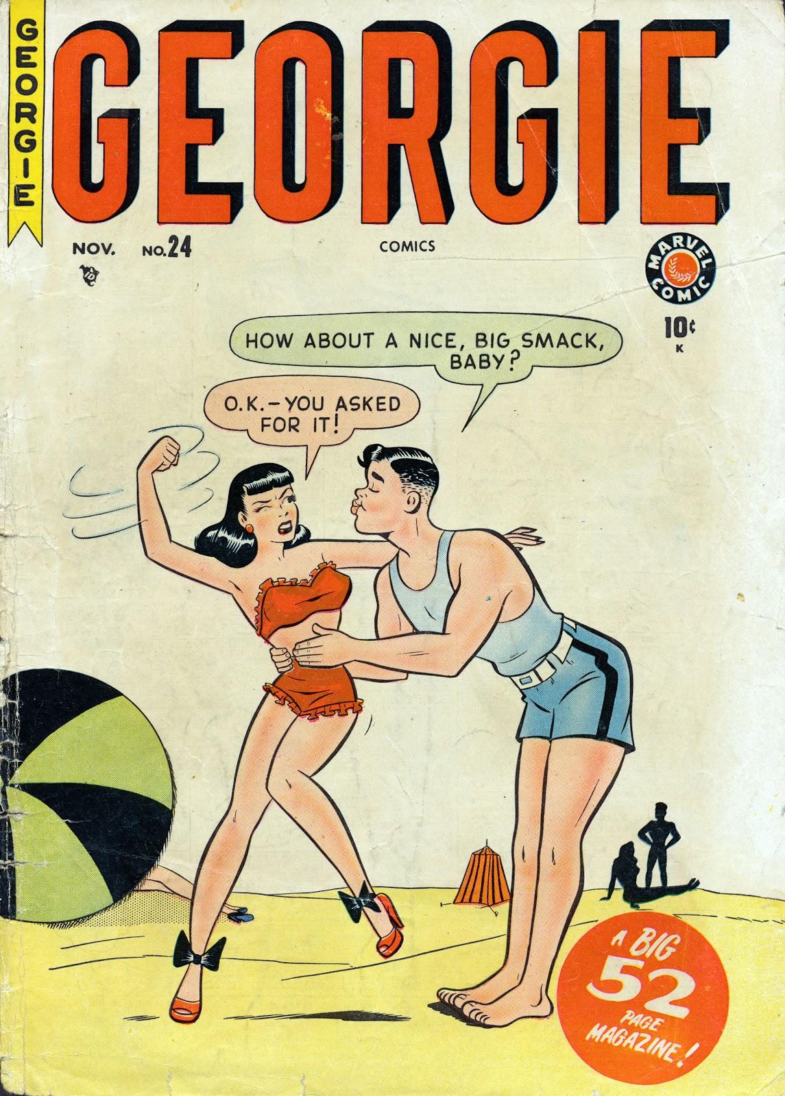 Georgie Comics (1949) issue 24 - Page 1