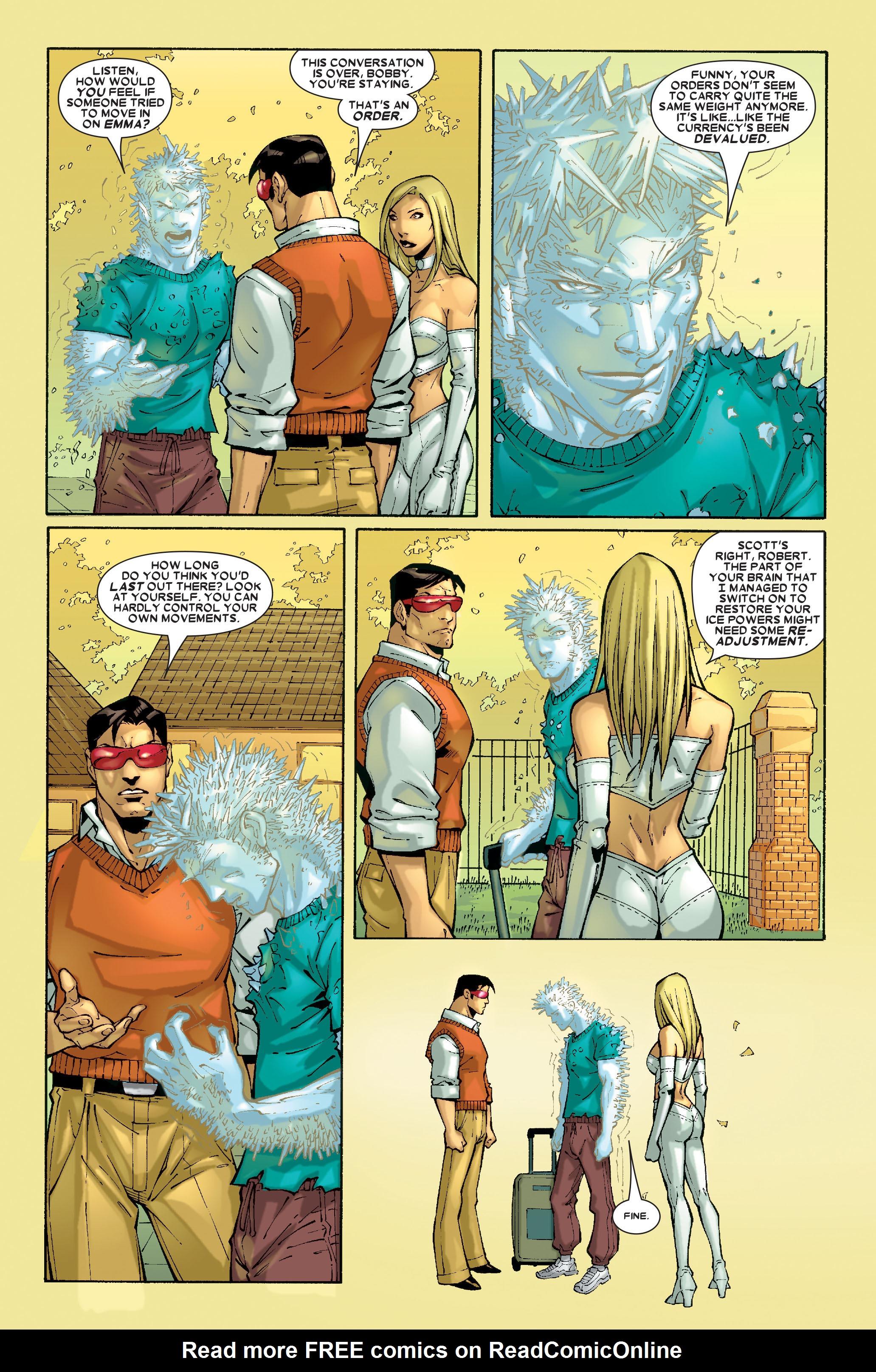 X-Men (1991) 180 Page 5