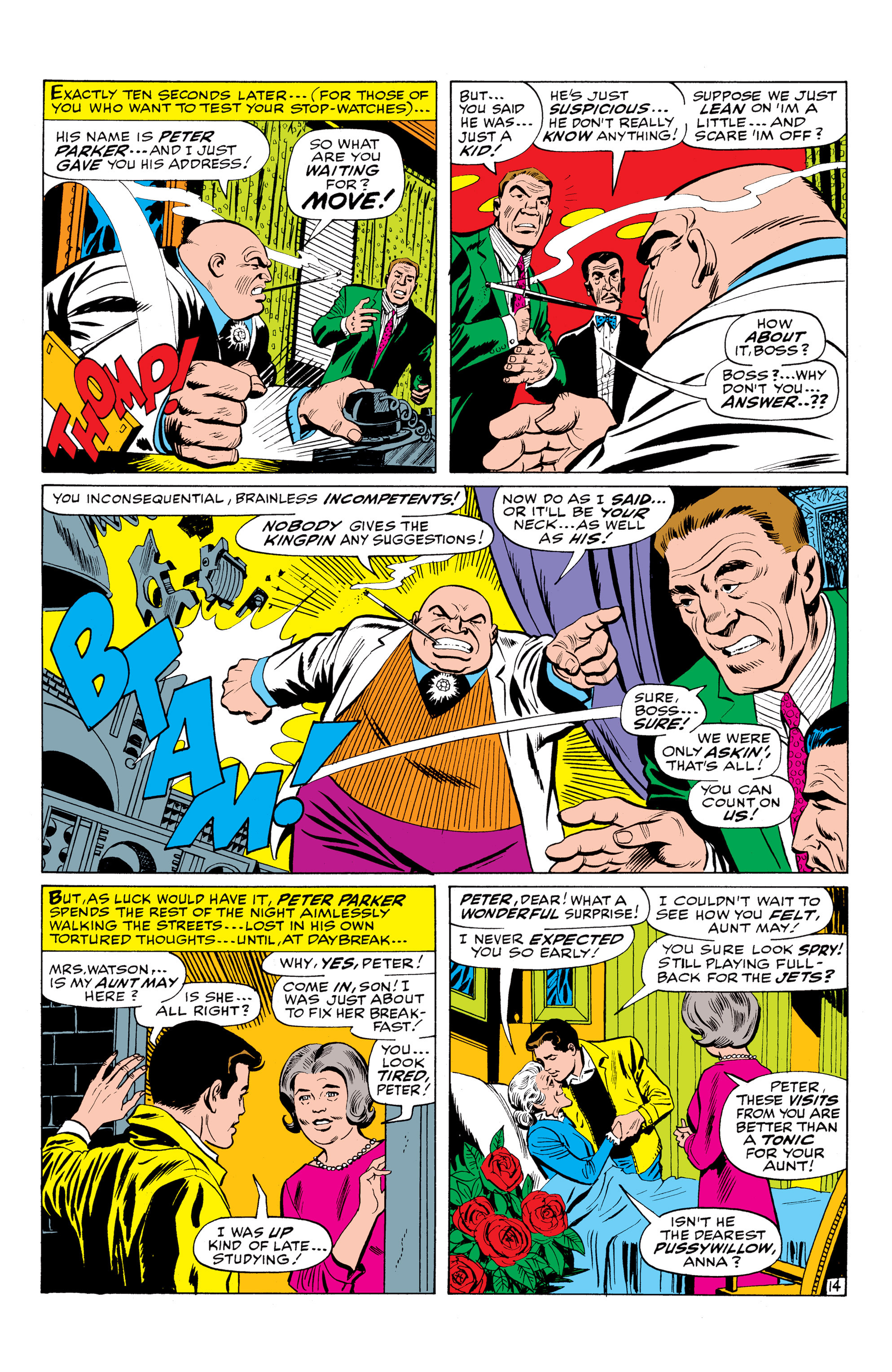 The Amazing Spider-Man (1963) 60 Page 14