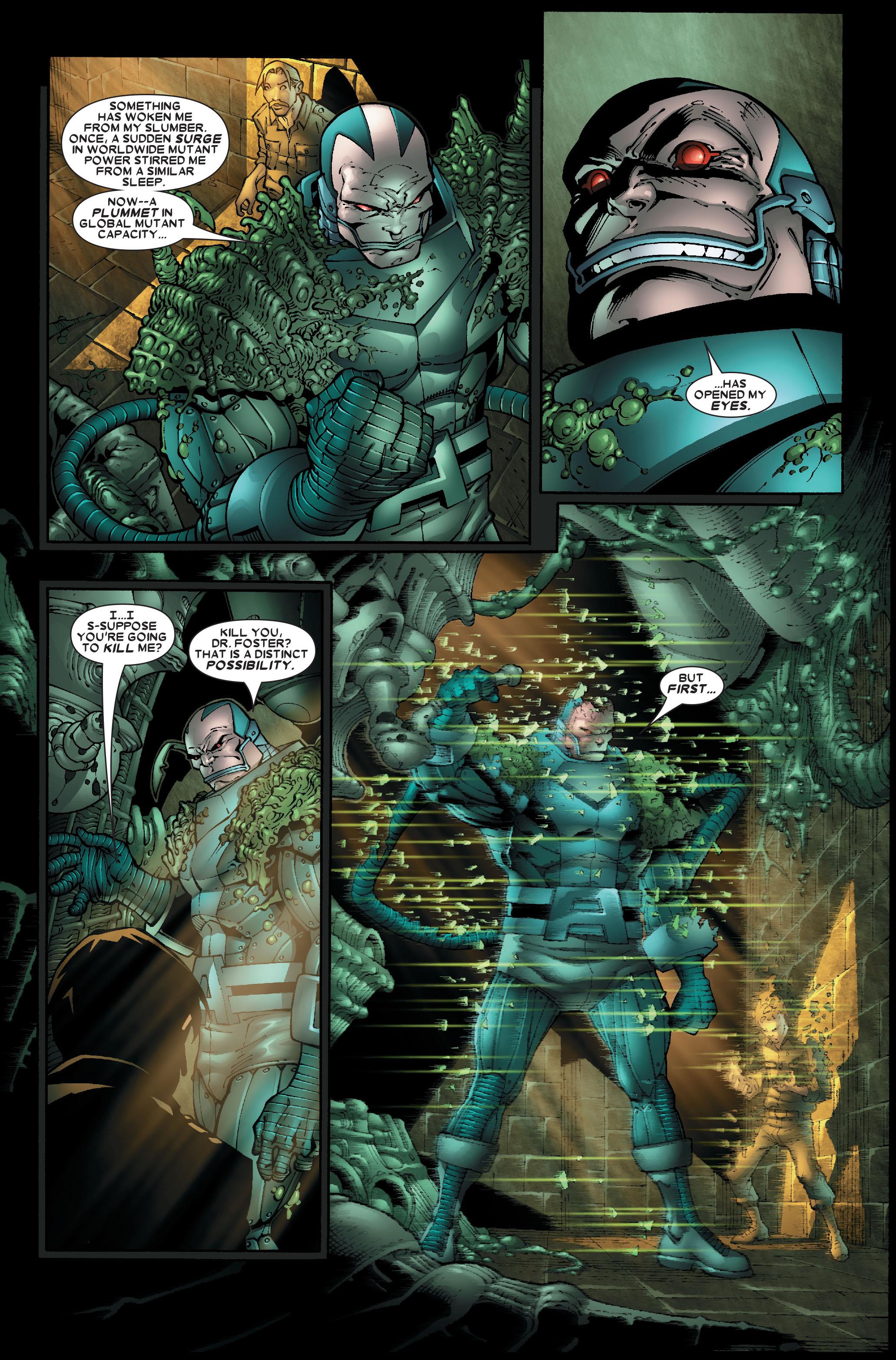 X-Men (1991) 181 Page 2
