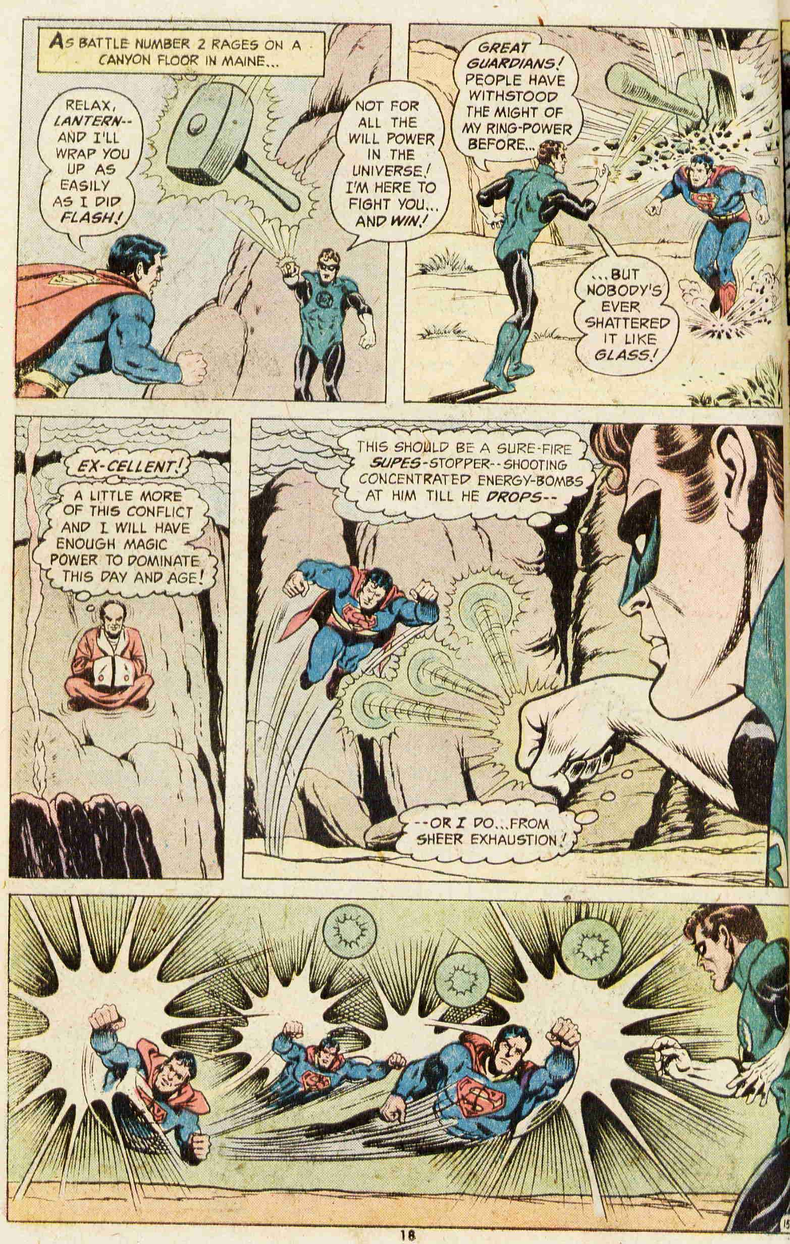 Read online Action Comics (1938) comic -  Issue #437 - 17