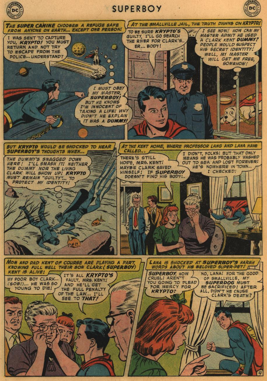 Superboy (1949) issue 67 - Page 15