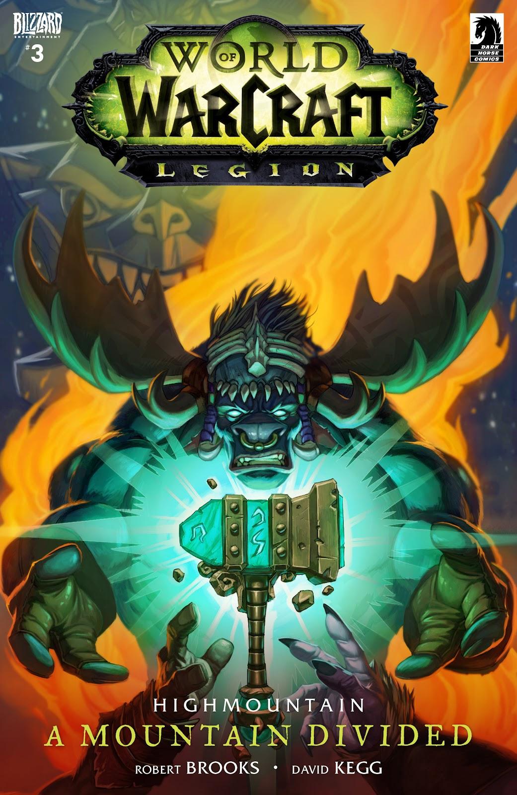 World of Warcraft: Legion 3 Page 1
