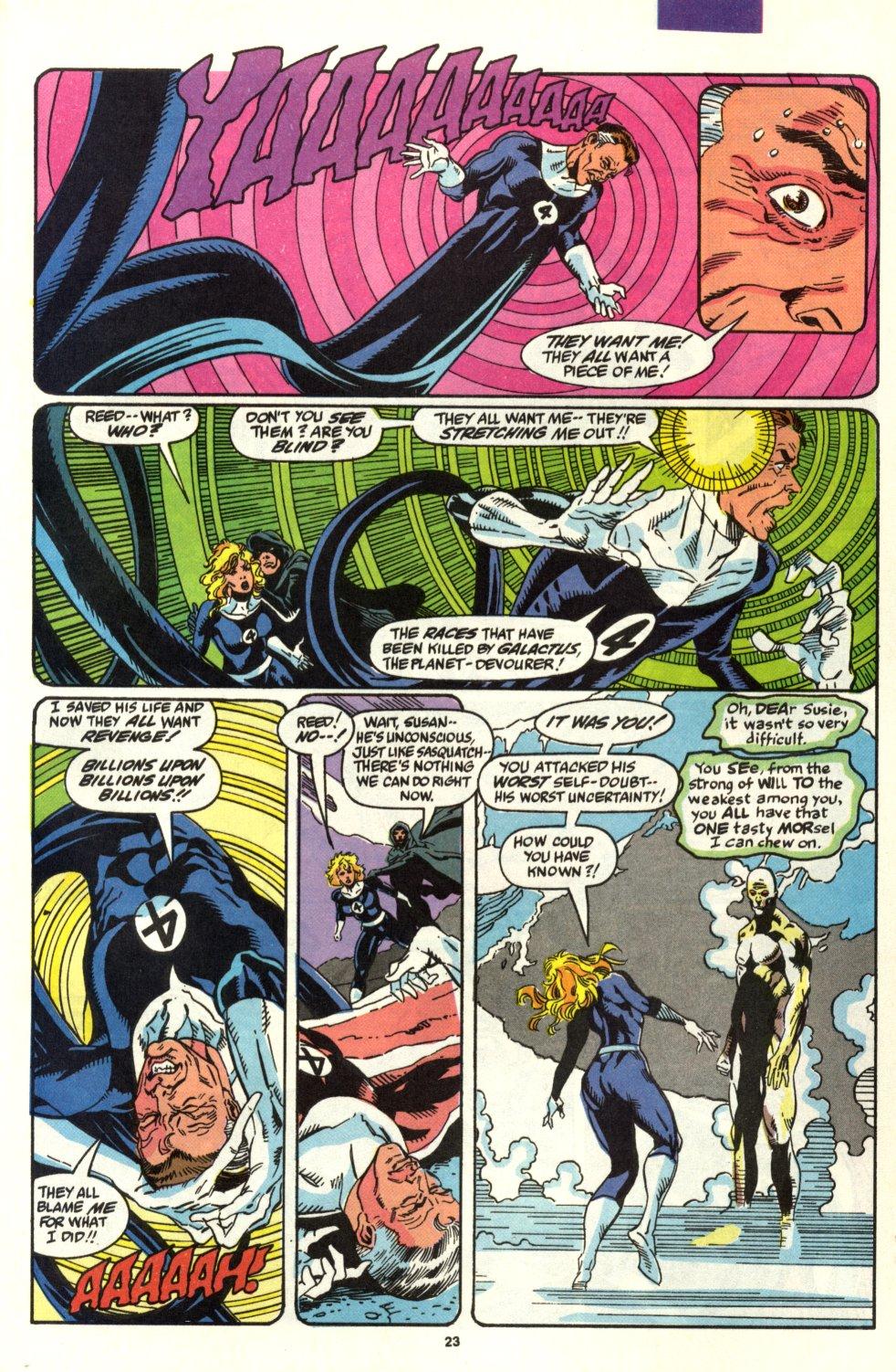 Read online Alpha Flight (1983) comic -  Issue #93 - 18