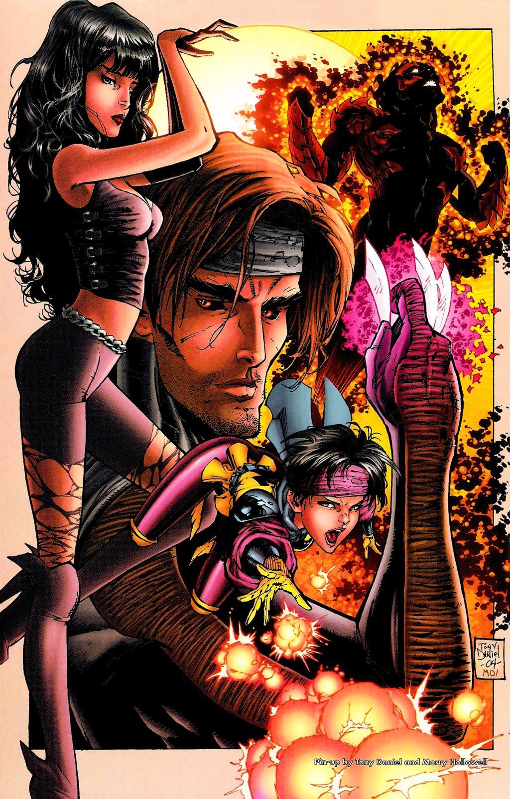 Read online Age of Apocalypse (2005) comic -  Issue #0 - 36