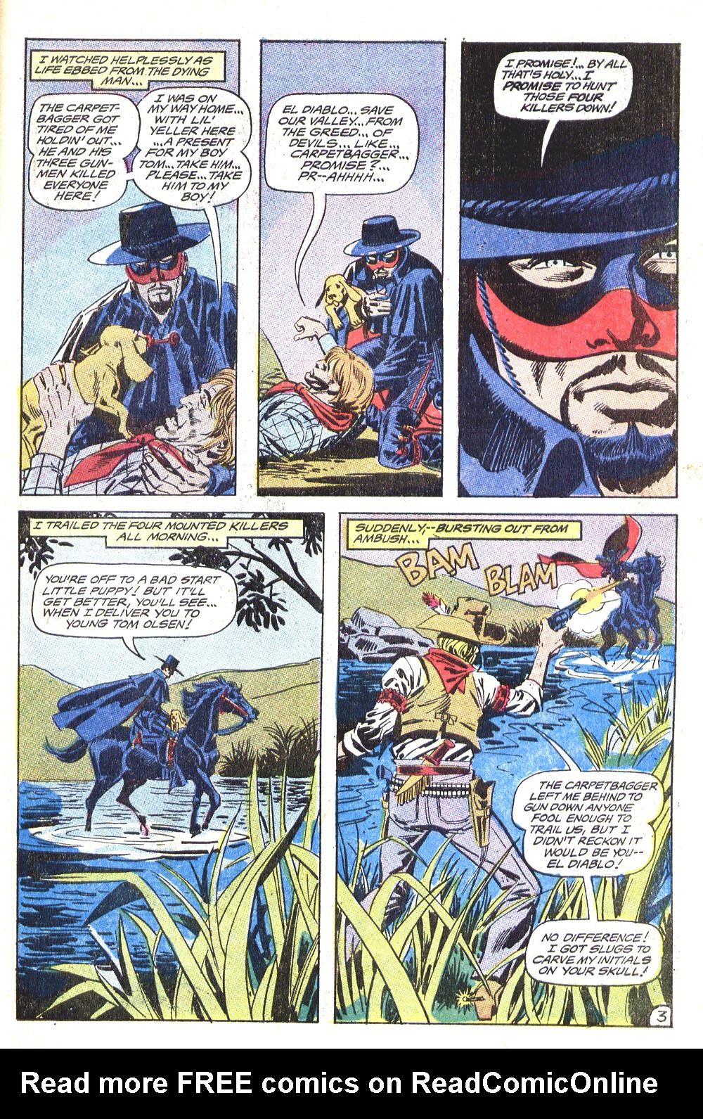 Read online All-Star Western (1970) comic -  Issue #5 - 23