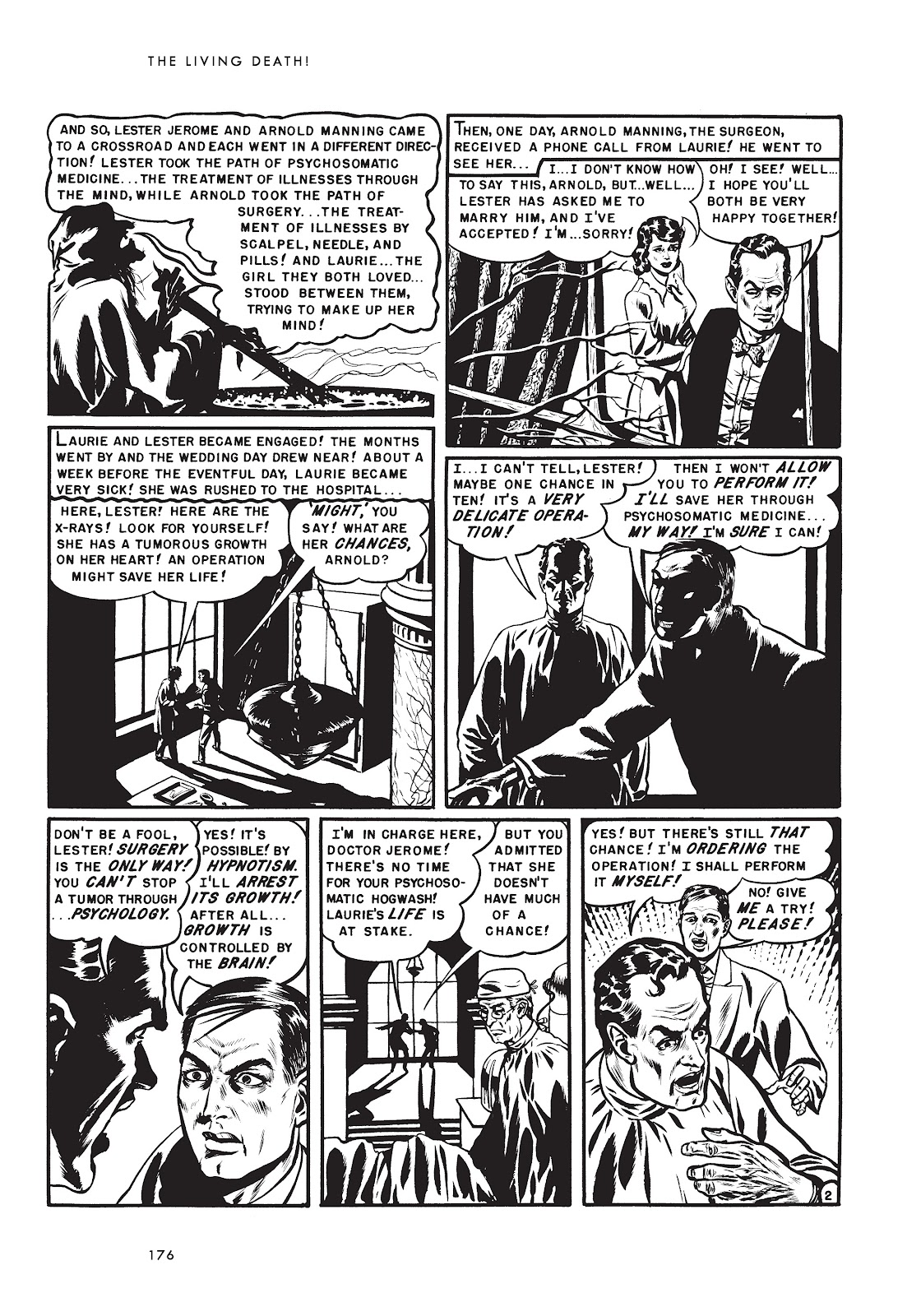 Read online Doctor of Horror and Other Stories comic -  Issue # TPB (Part 2) - 92