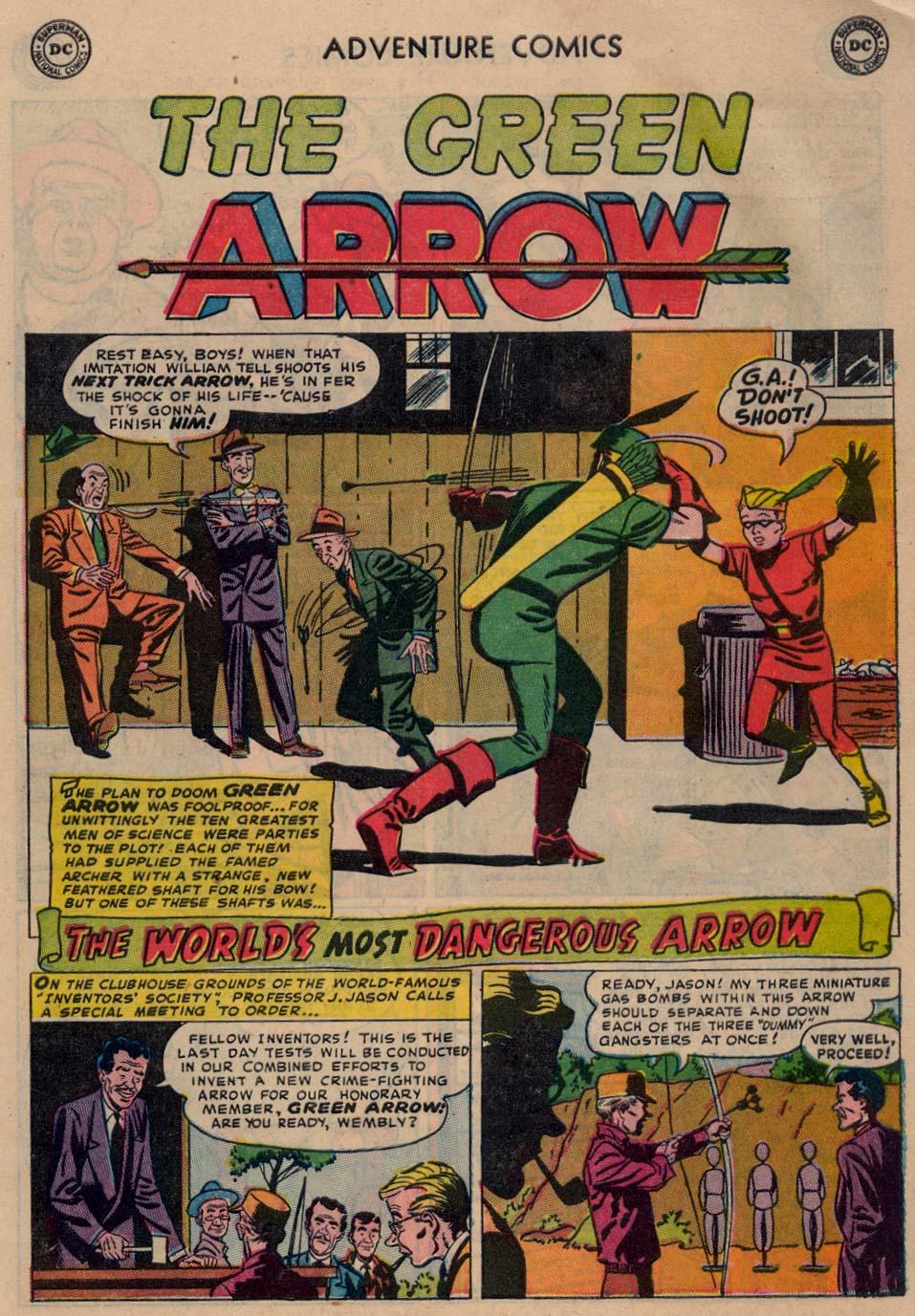 Read online Adventure Comics (1938) comic -  Issue #186 - 33