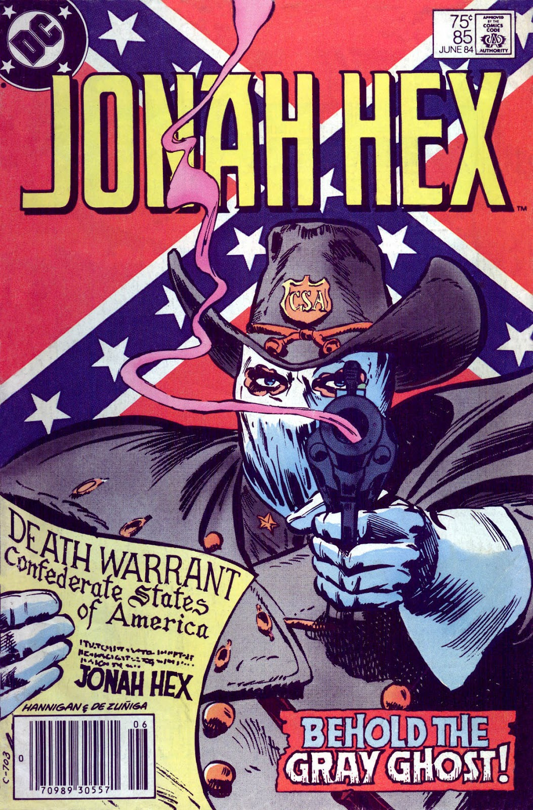 Jonah Hex (1977) 85 Page 1