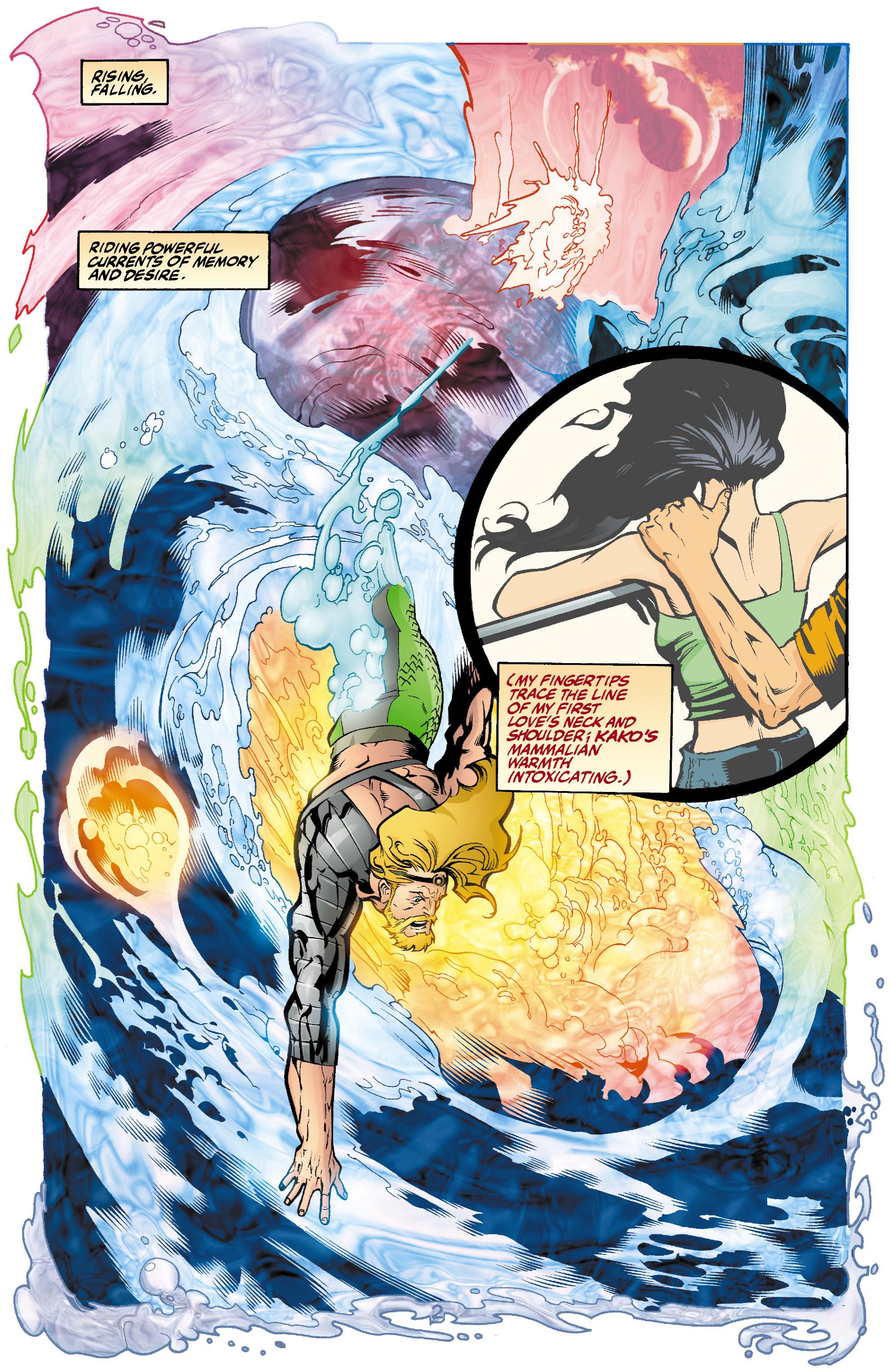 Read online Aquaman (2003) comic -  Issue #1 - 3