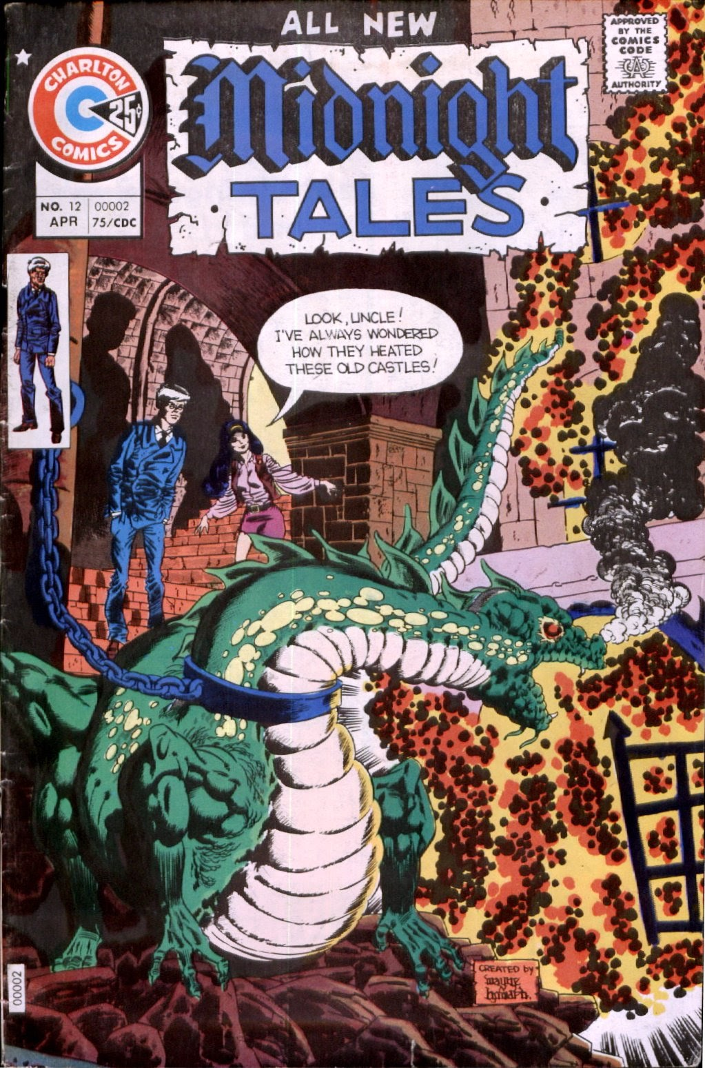 Midnight Tales issue 12 - Page 1