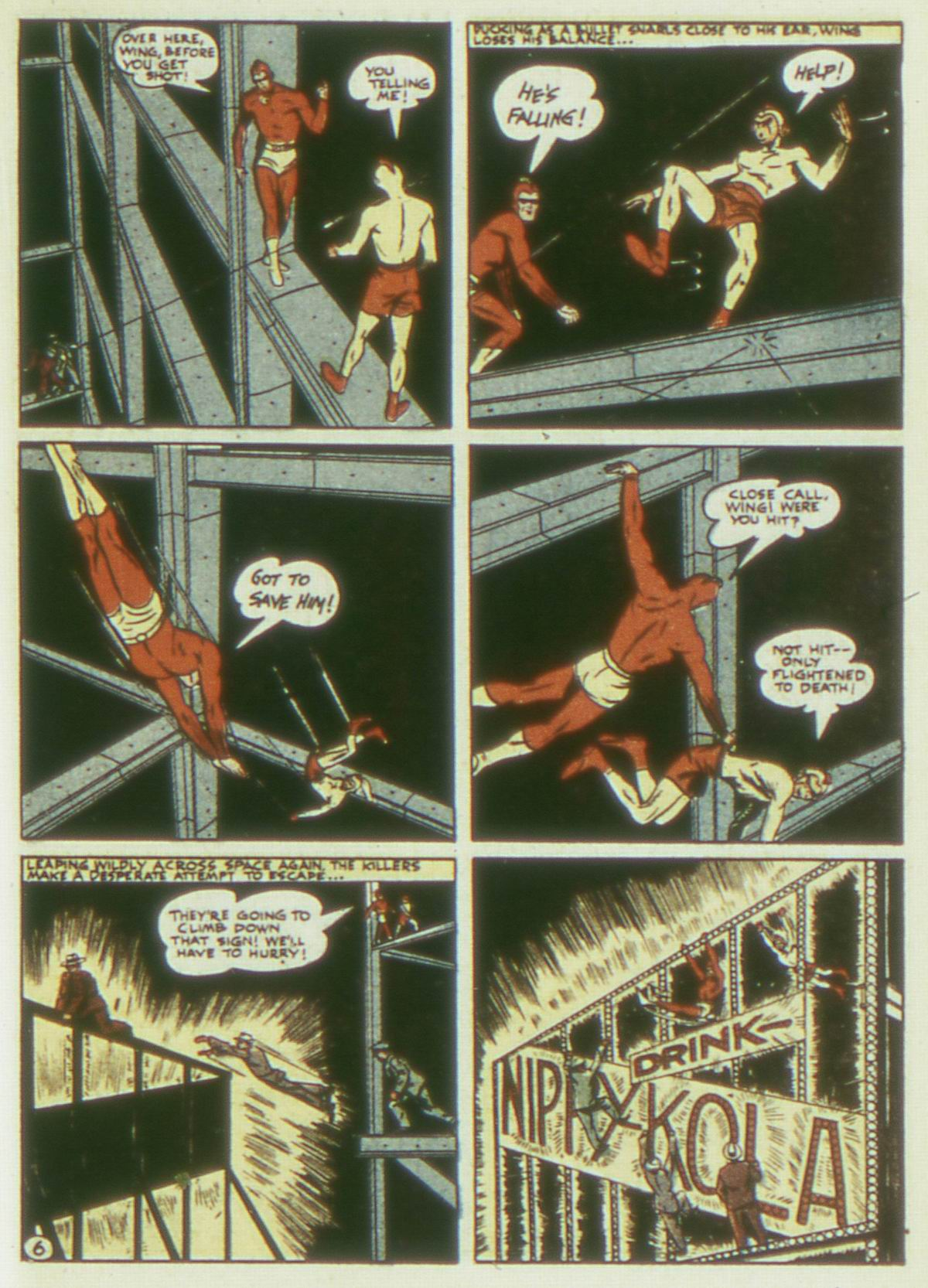 Detective Comics (1937) 62 Page 36
