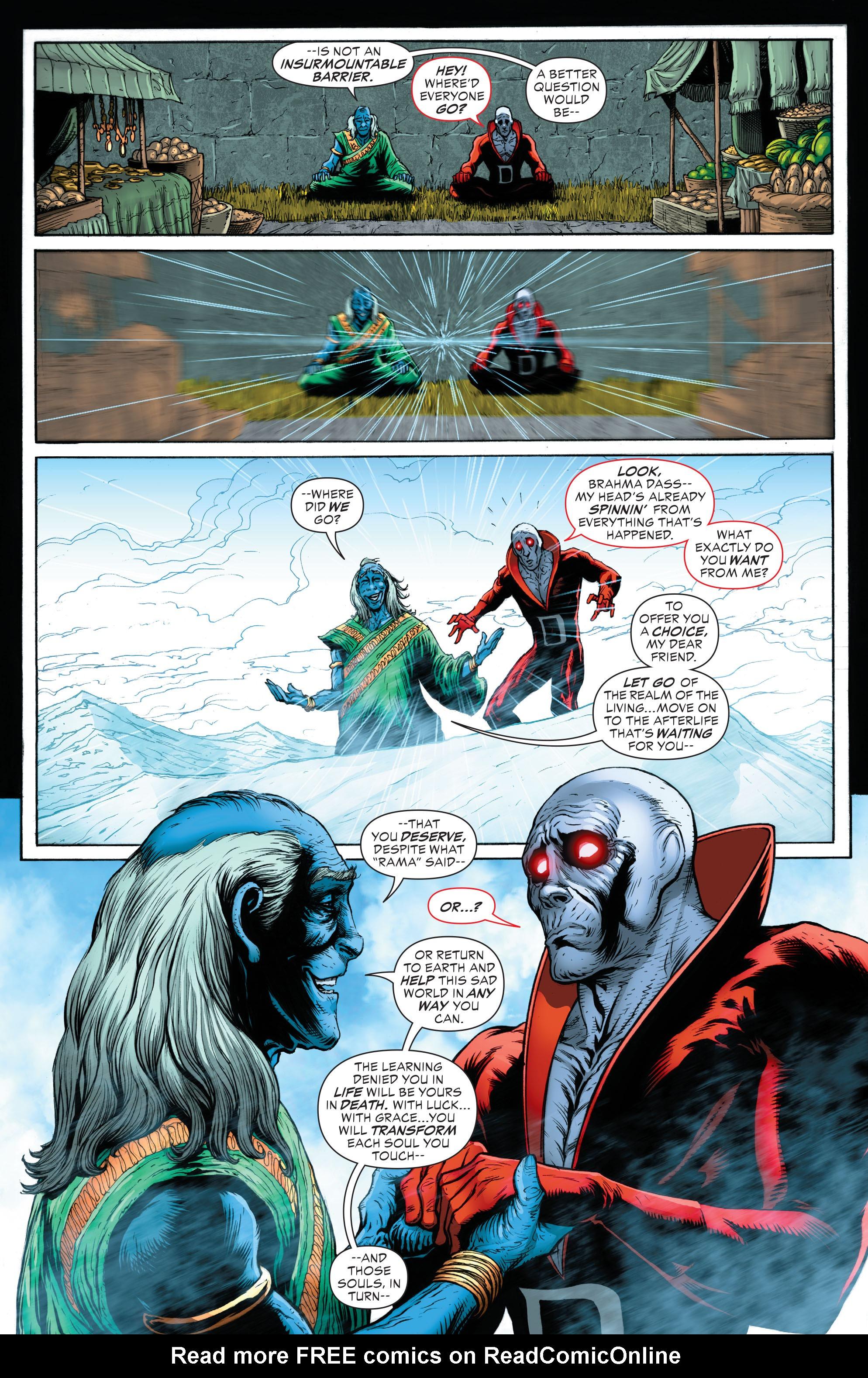 Read online Secret Origins (2014) comic -  Issue #6 - 22