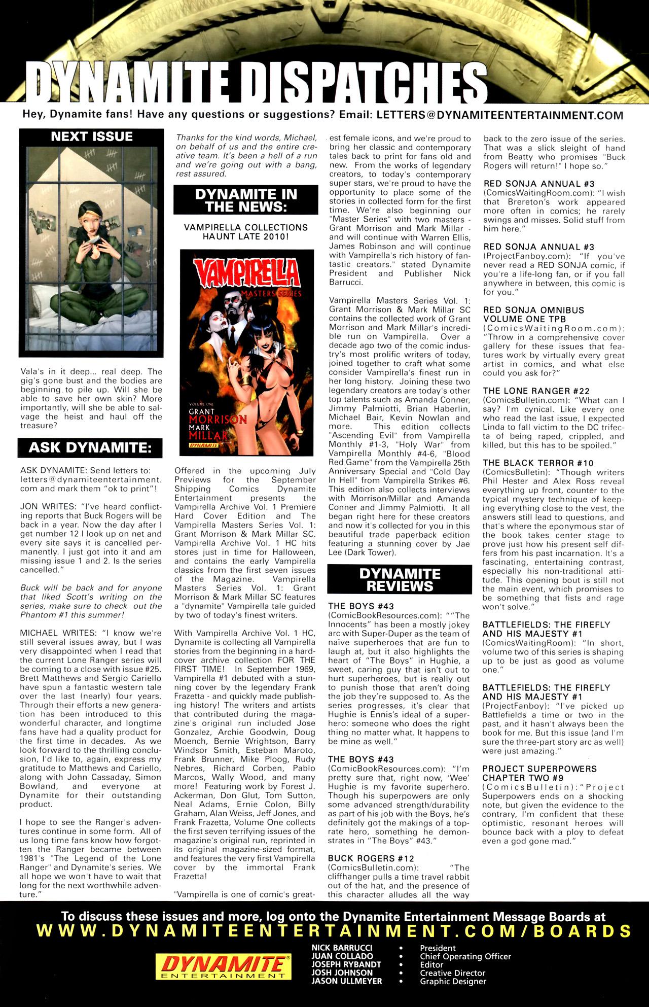 Read online Stargate Vala Mal Doran comic -  Issue #2 - 25