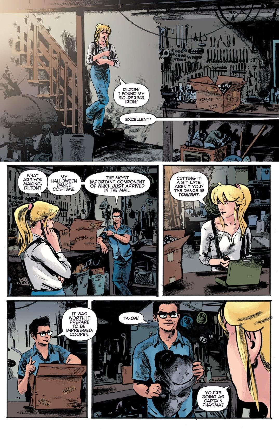 Archie vs. Predator II #1 #1 - English 16
