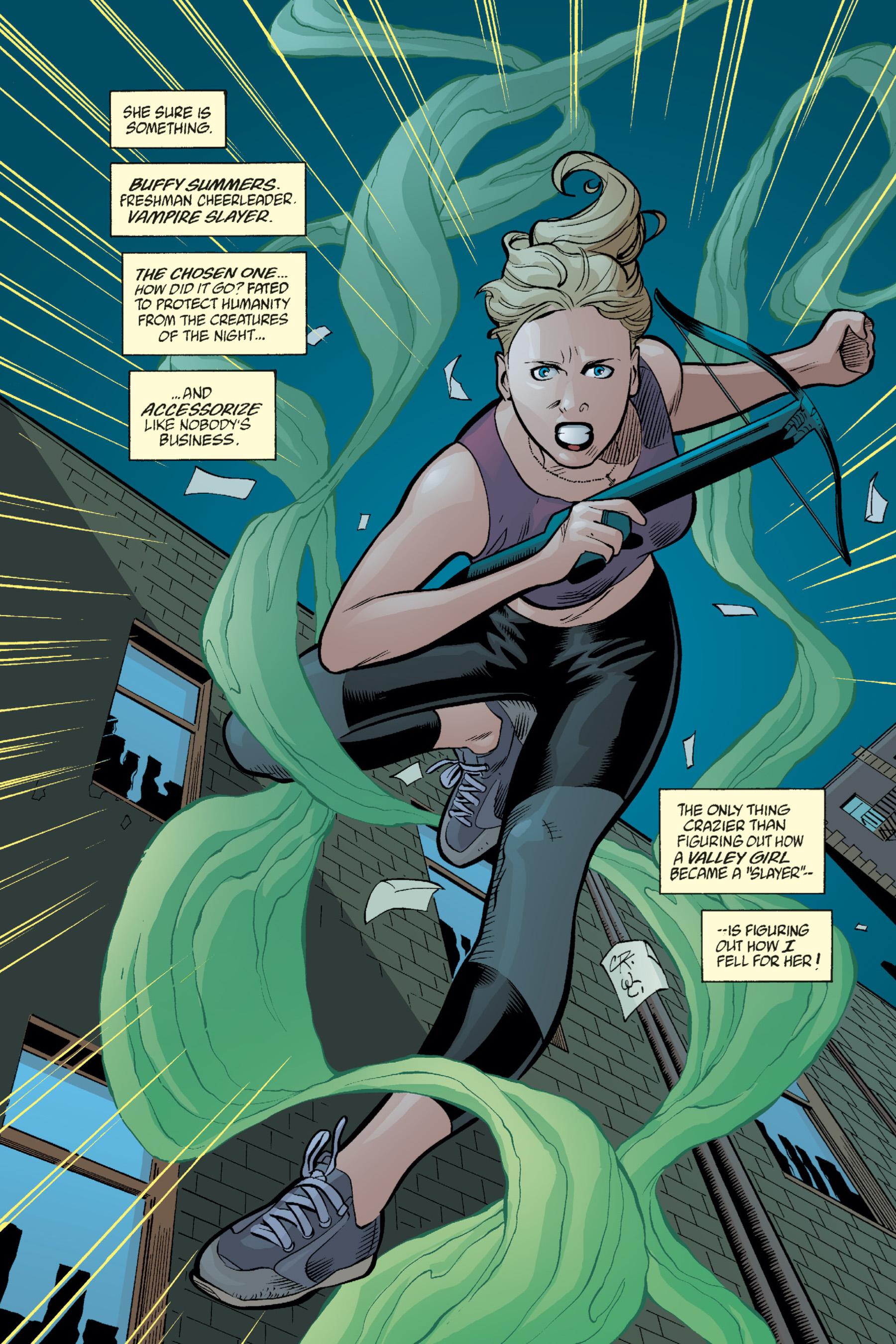 Read online Buffy the Vampire Slayer: Omnibus comic -  Issue # TPB 1 - 106