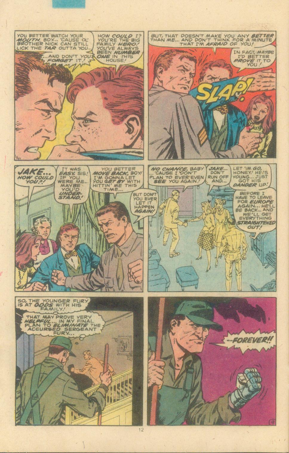 Read online Sgt. Fury comic -  Issue #162 - 14