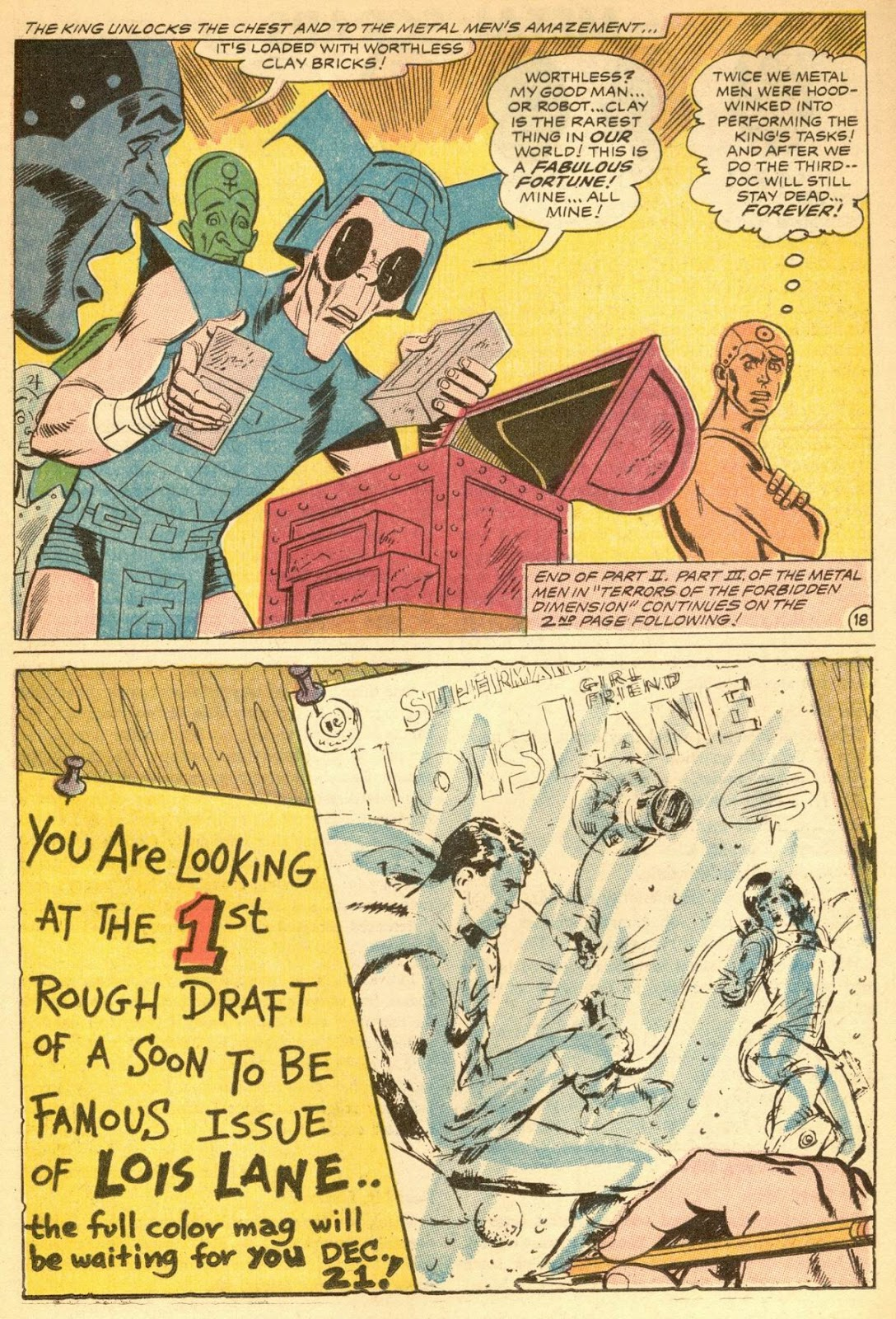Metal Men (1963) issue 30 - Page 21