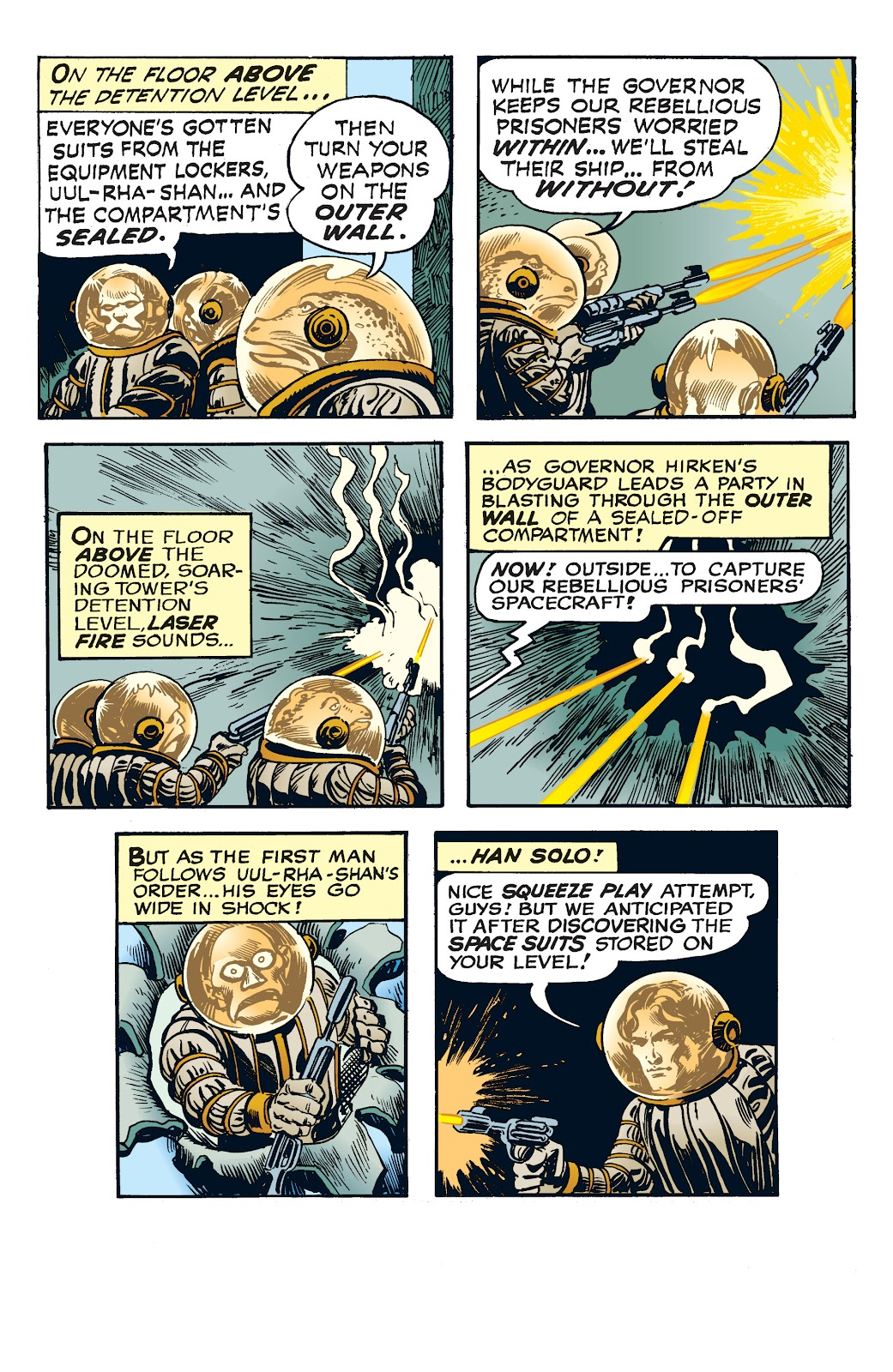 Read online Star Wars Legends: The Newspaper Strips - Epic Collection comic -  Issue # TPB (Part 4) - 72