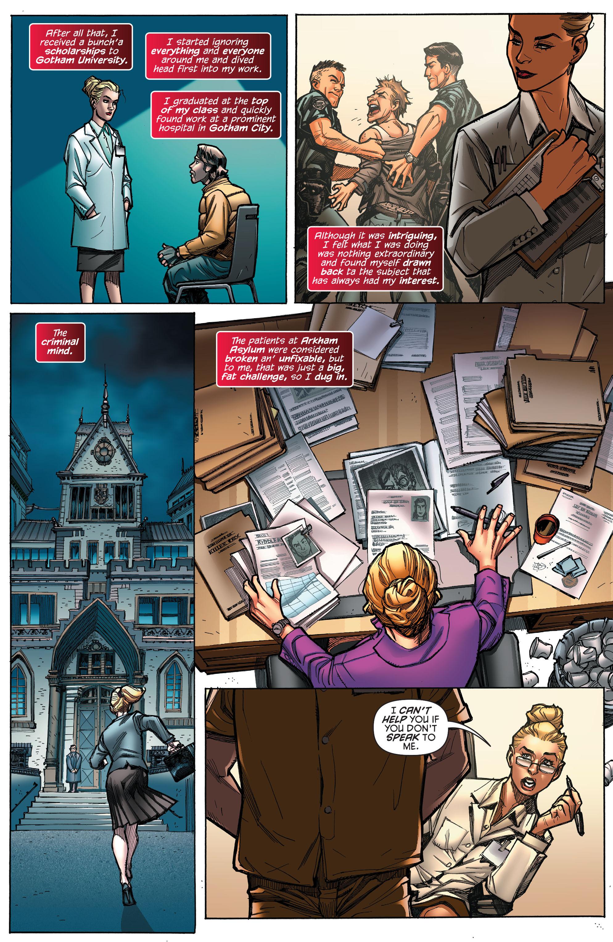 Read online Secret Origins (2014) comic -  Issue #4 - 7