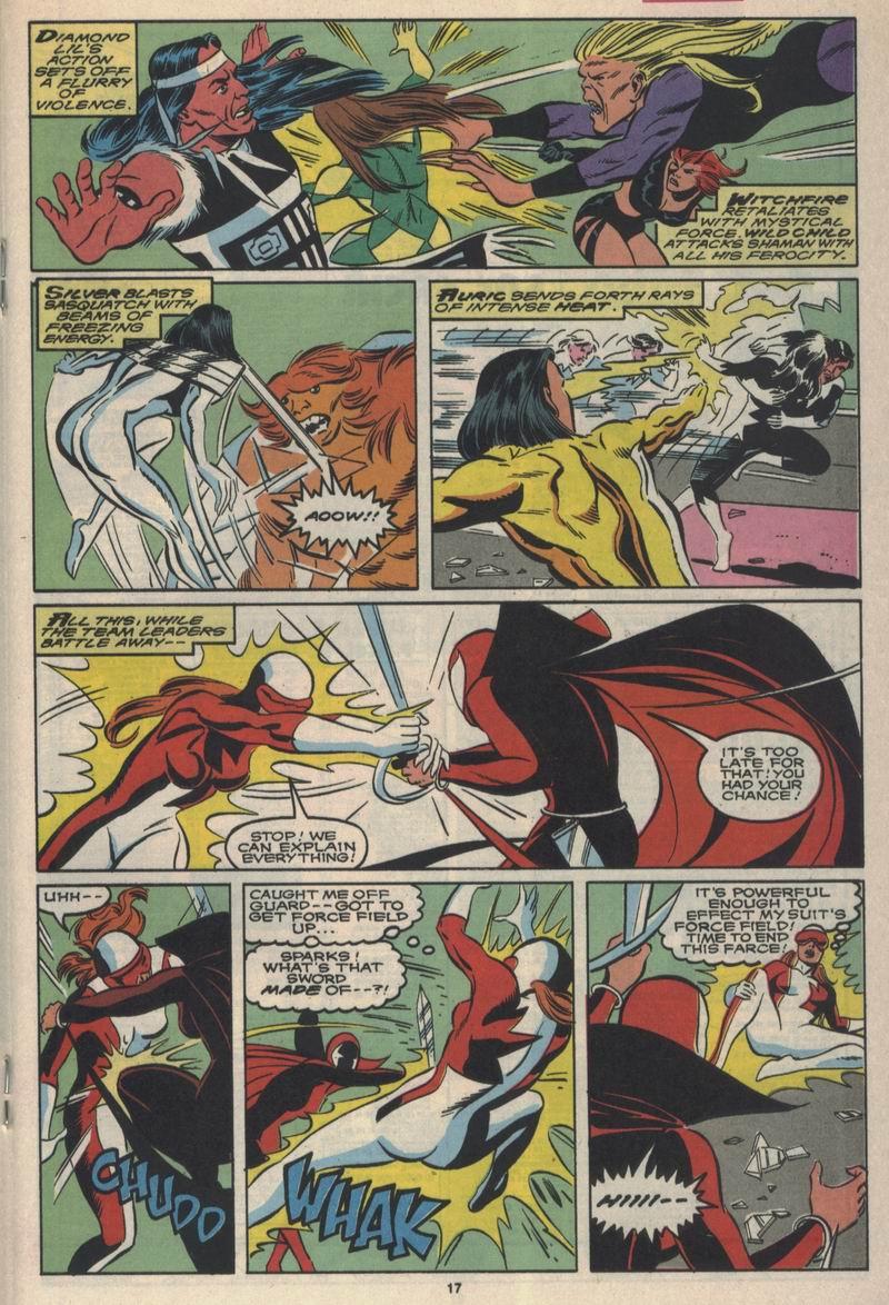 Read online Alpha Flight (1983) comic -  Issue #84 - 14