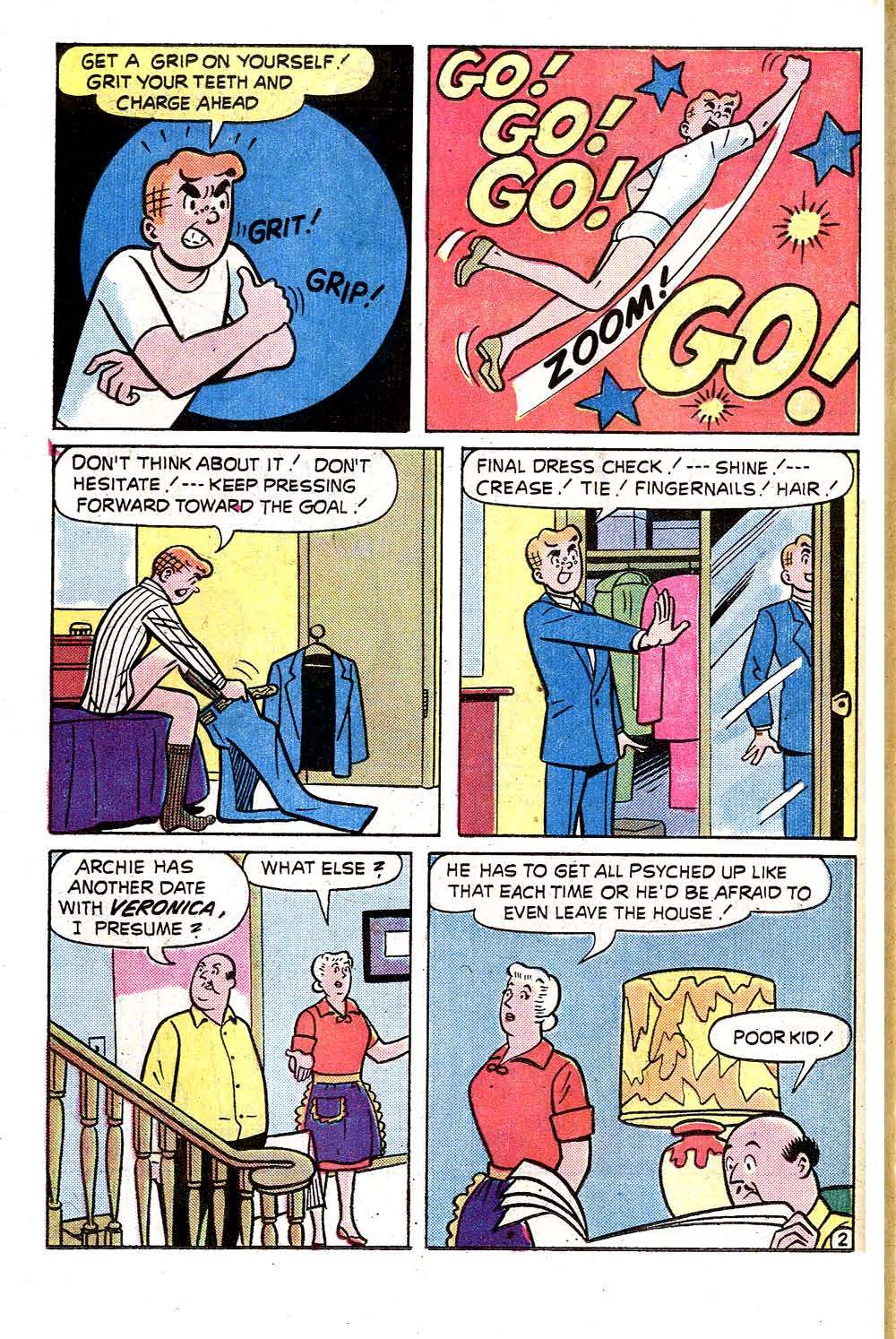 Read online Archie (1960) comic -  Issue #246 - 14