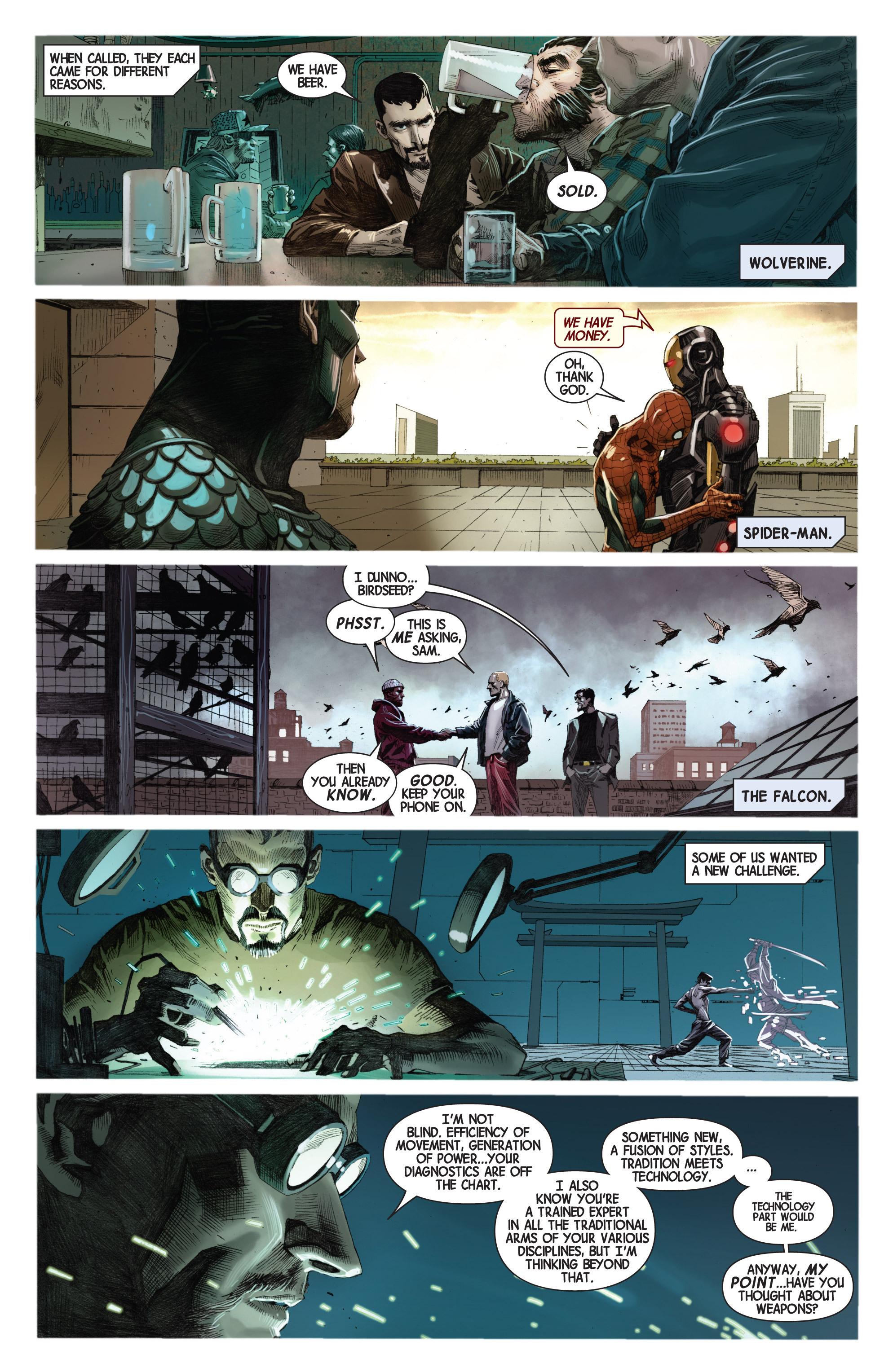 Read online Avengers (2013) comic -  Issue #Avengers (2013) _TPB 1 - 42