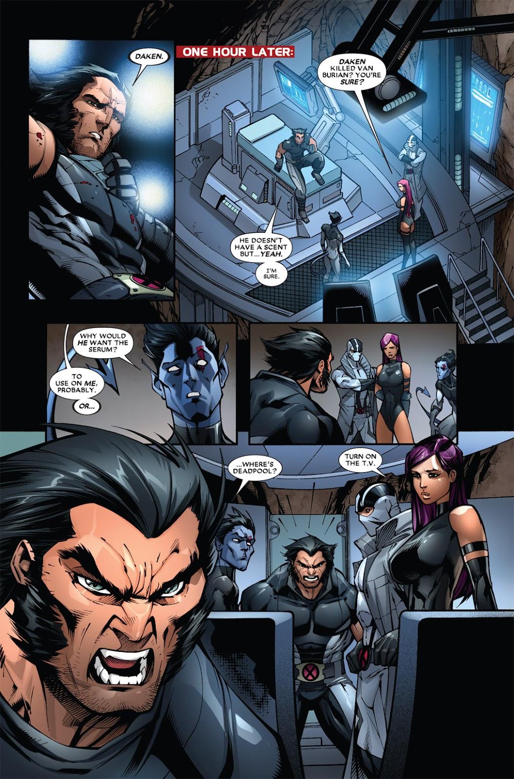 Read online Deadpool (2008) comic -  Issue #51 - 11