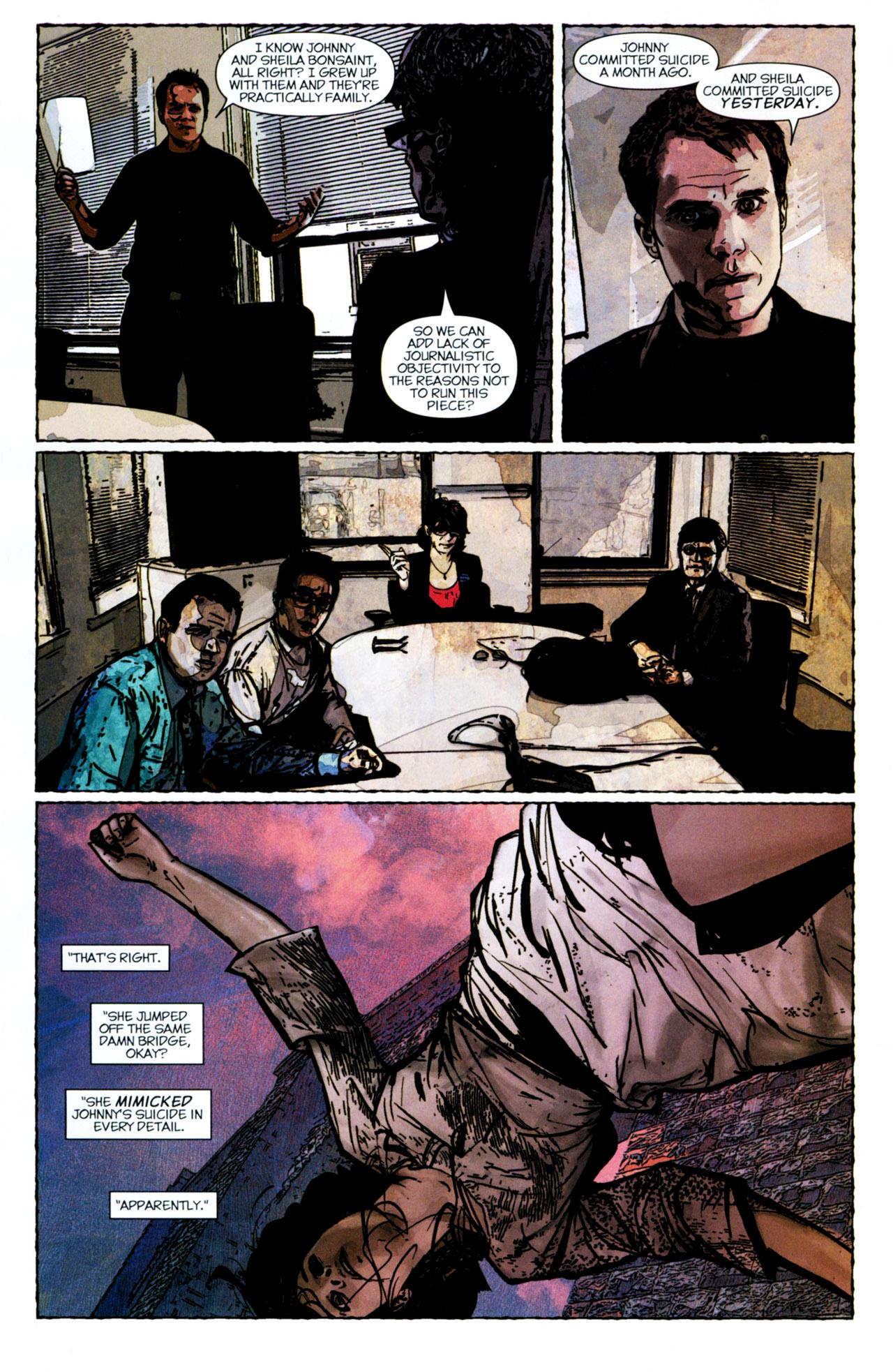 Read online Stephen King's N. comic -  Issue #4 - 10