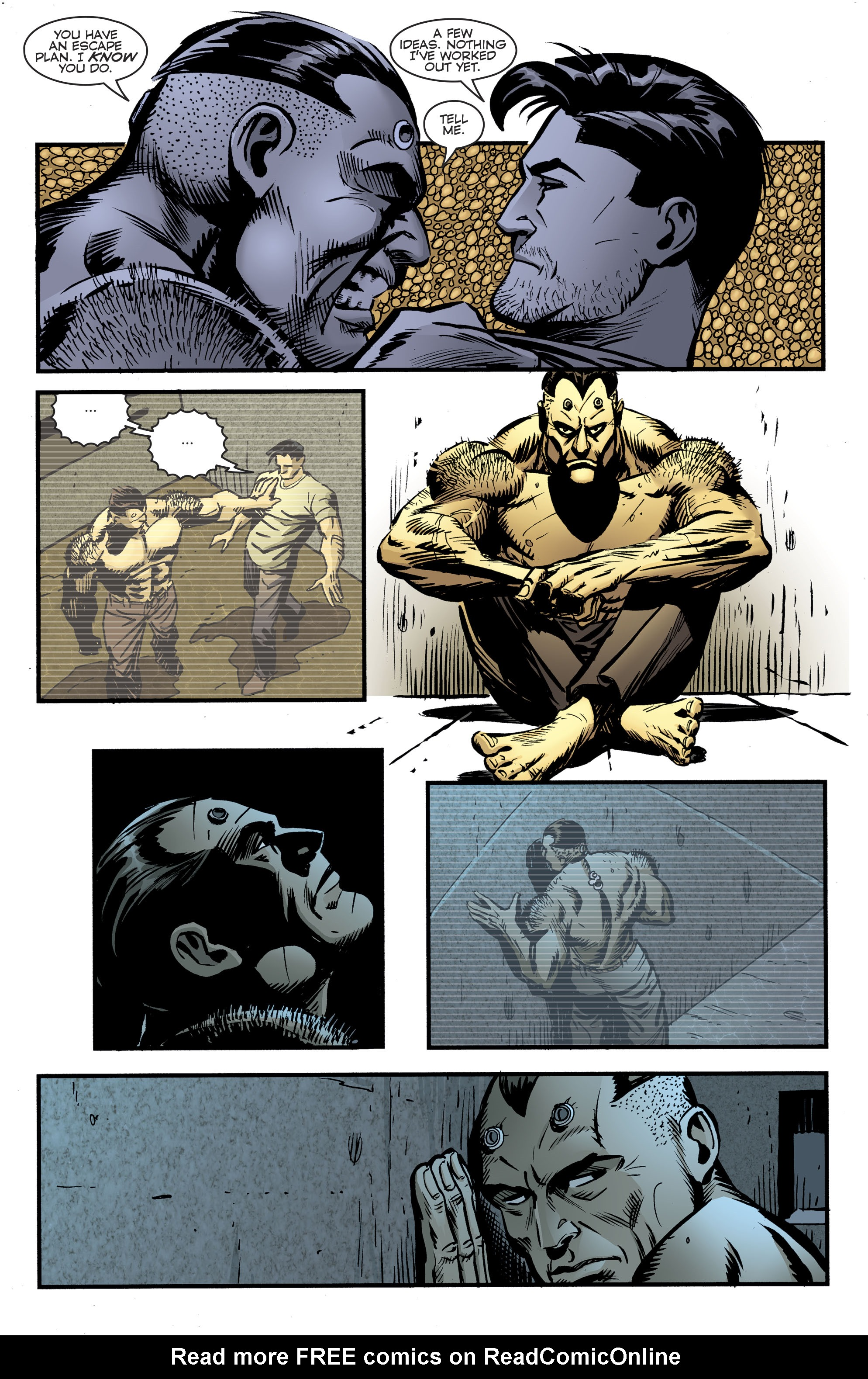 Read online Bane: Conquest comic -  Issue #2 - 16