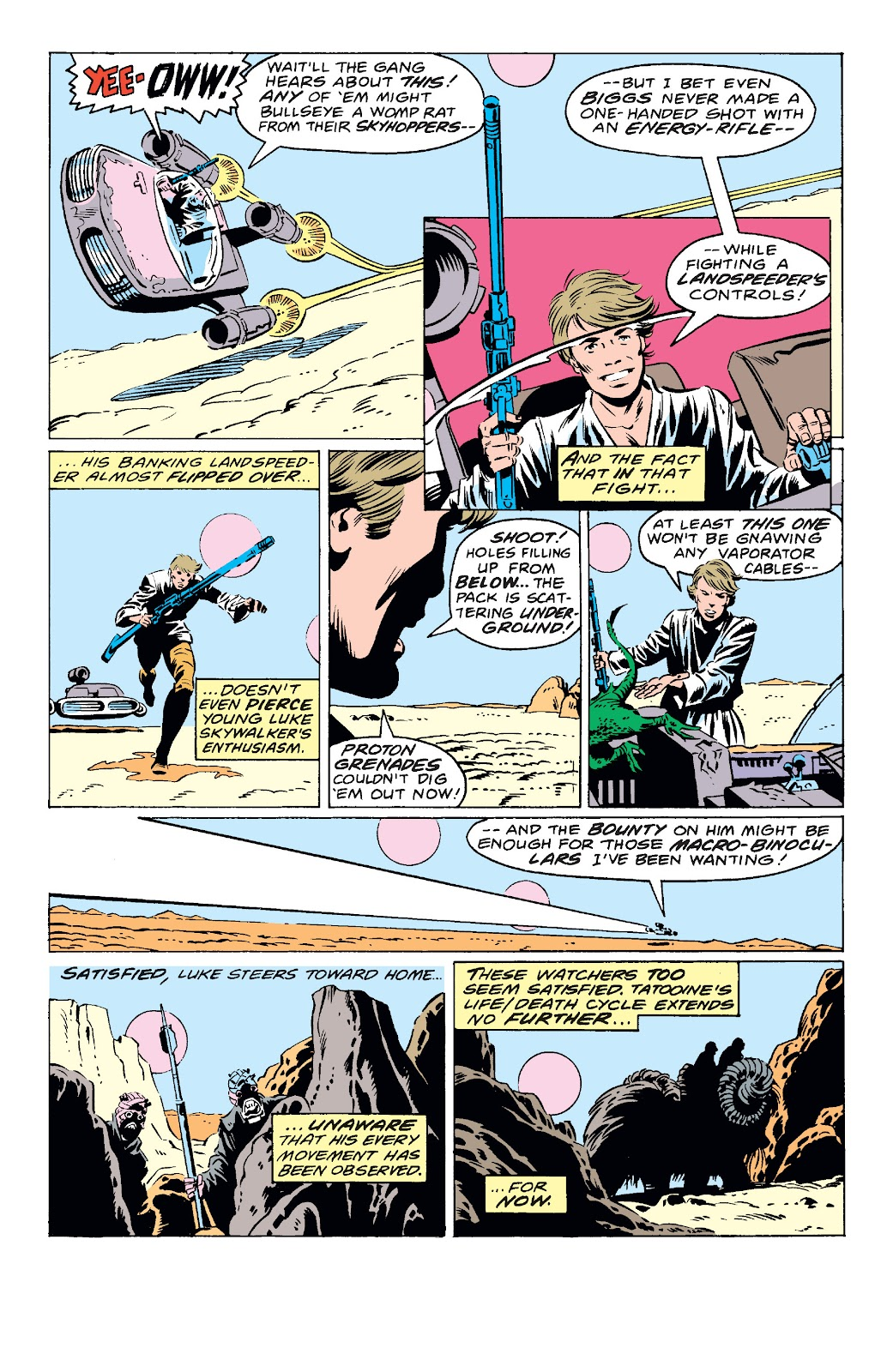 Read online Star Wars Legends: The Original Marvel Years - Epic Collection comic -  Issue # TPB 1 (Part 3) - 100