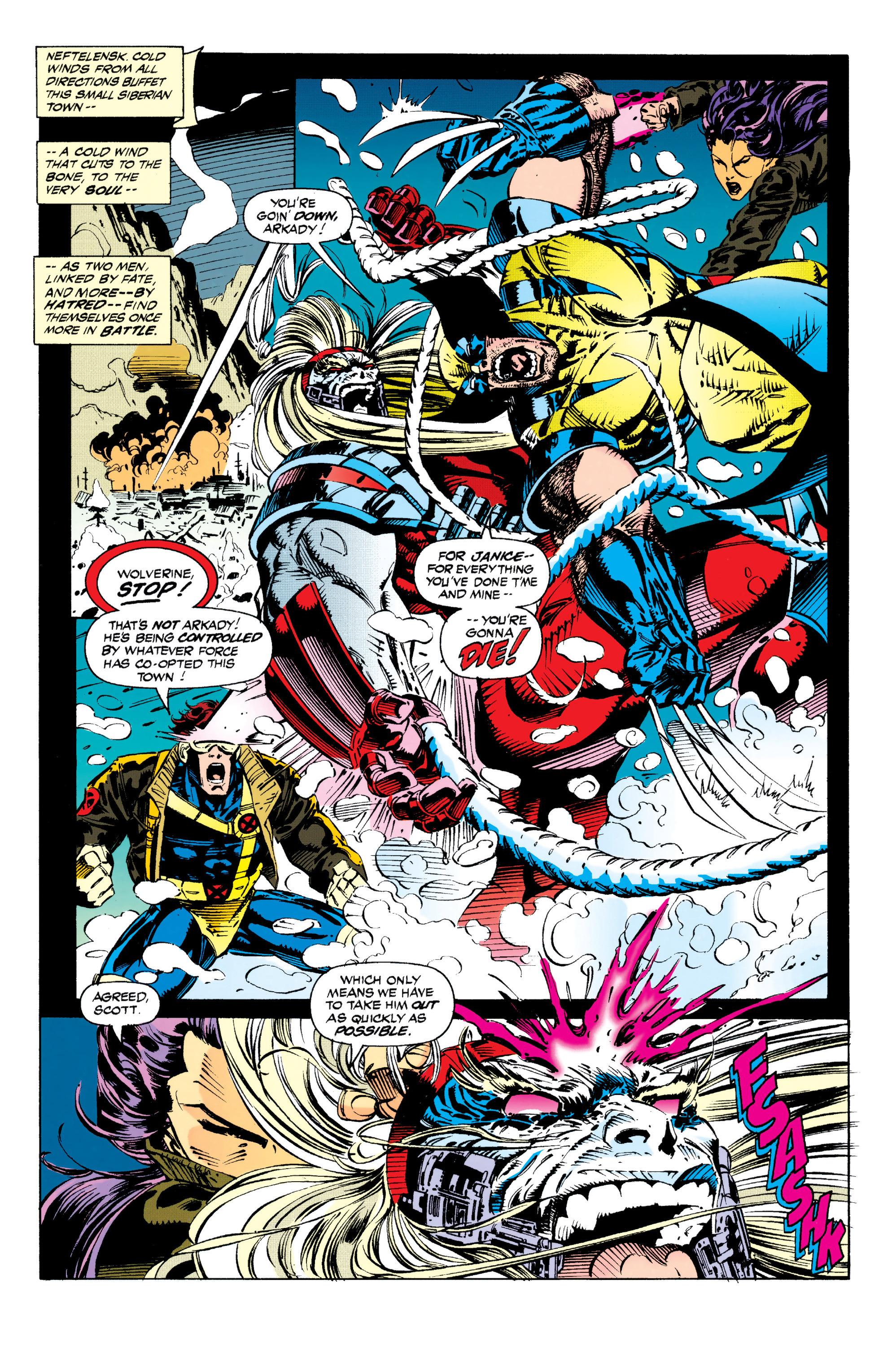 X-Men (1991) 18 Page 12