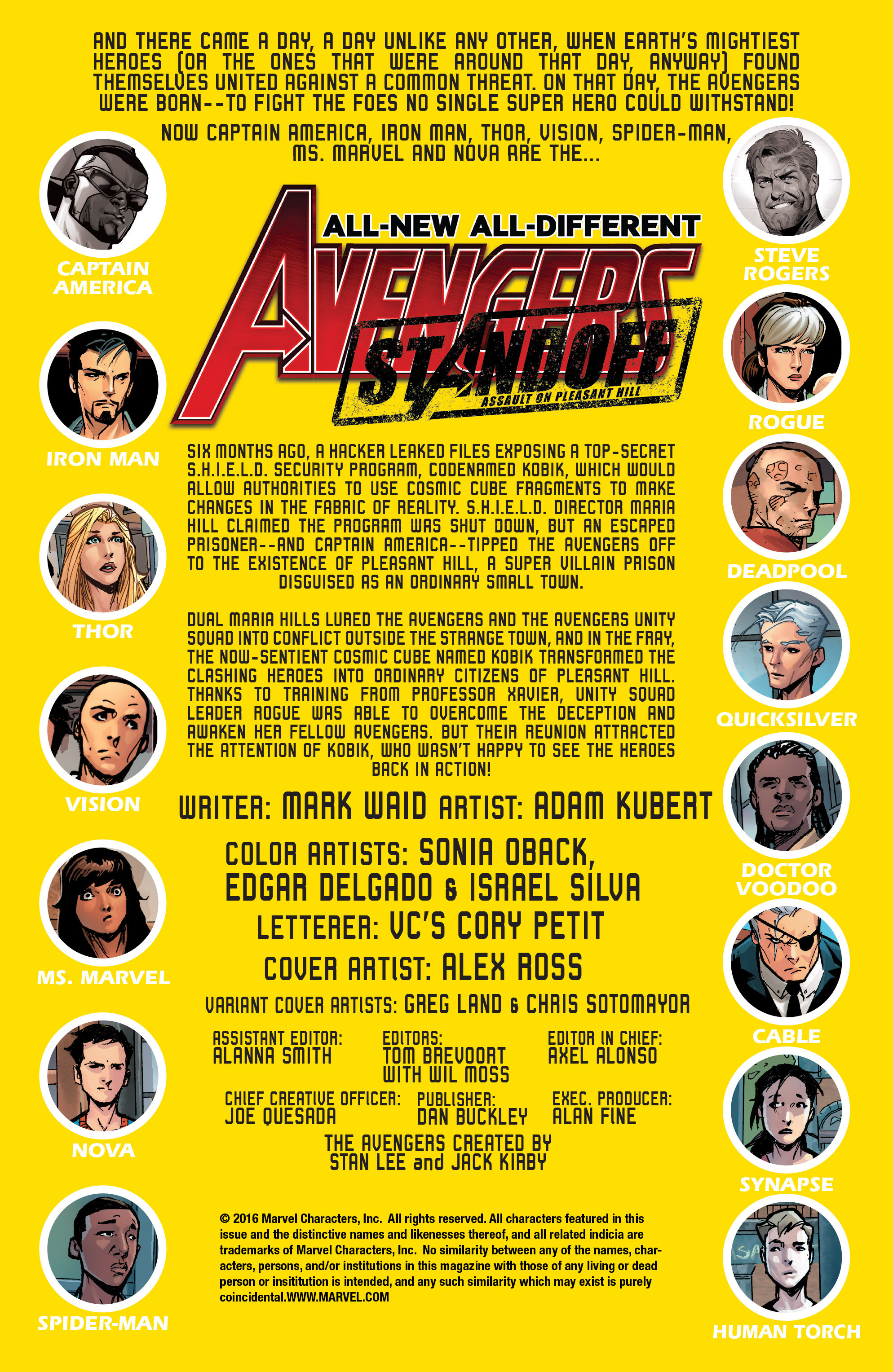 Read online All-New, All-Different Avengers comic -  Issue #8 - 4