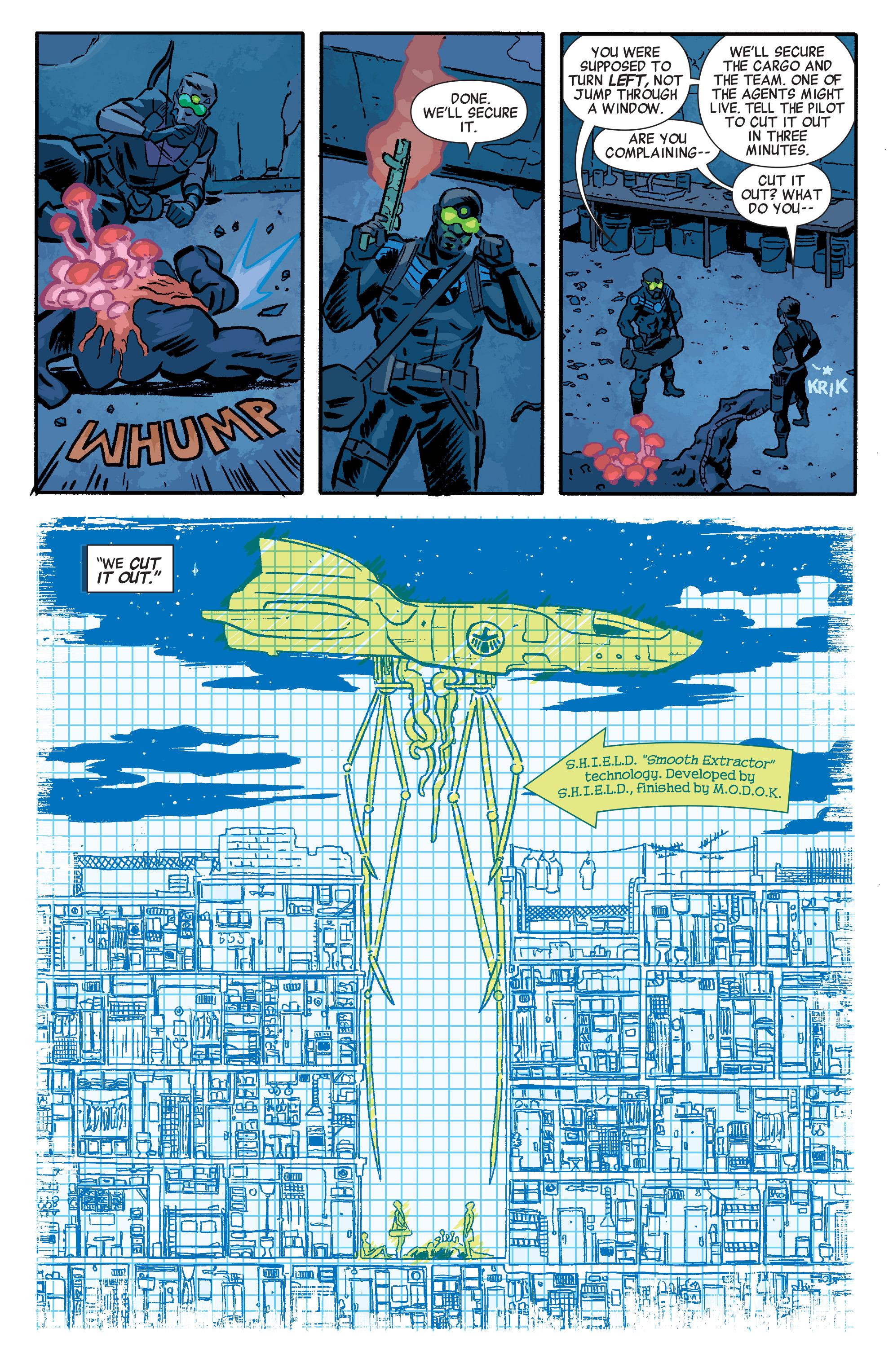 Read online Secret Avengers (2014) comic -  Issue #4 - 19