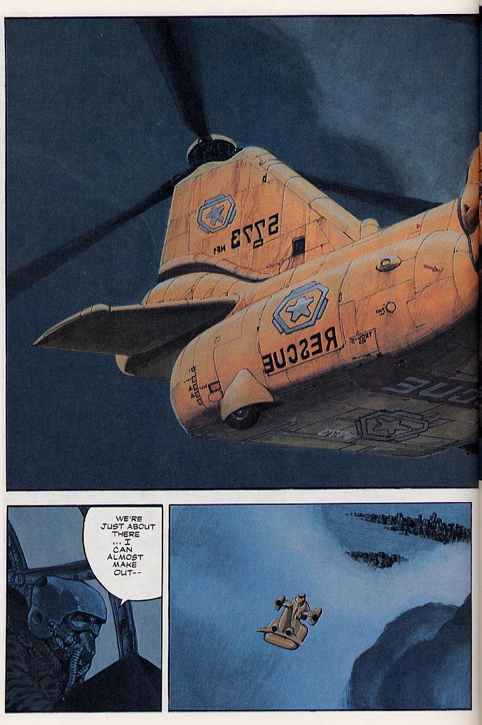 Read online Akira comic -  Issue #17 - 69