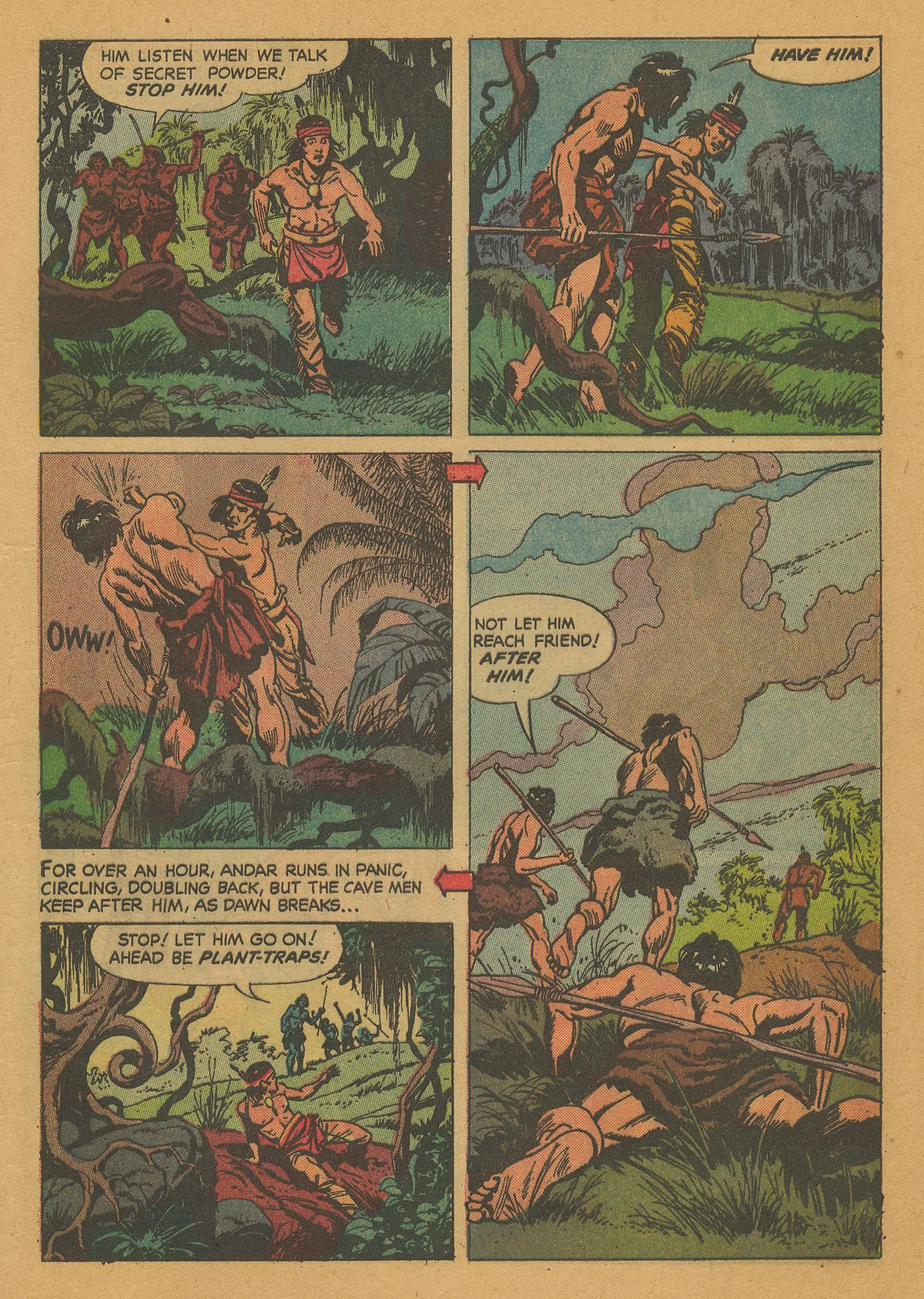 Read online Turok, Son of Stone comic -  Issue #26 - 9