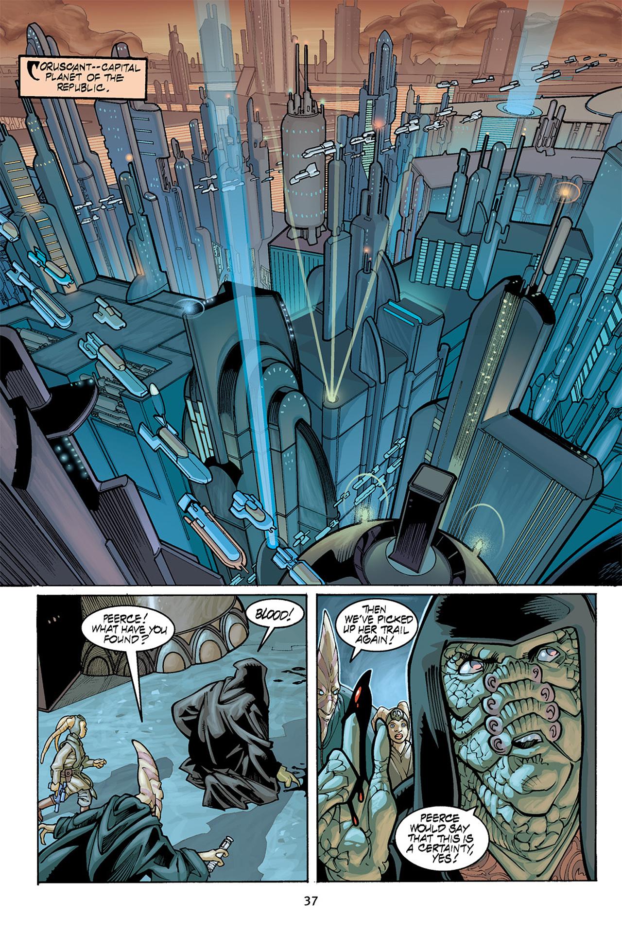 Read online Star Wars Omnibus comic -  Issue # Vol. 10 - 36