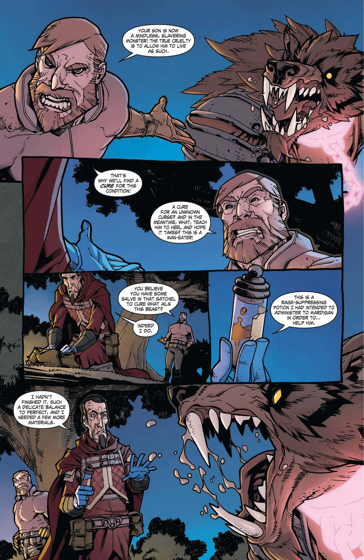Read online World of Warcraft: Dark Riders comic -  Issue # Full - 79