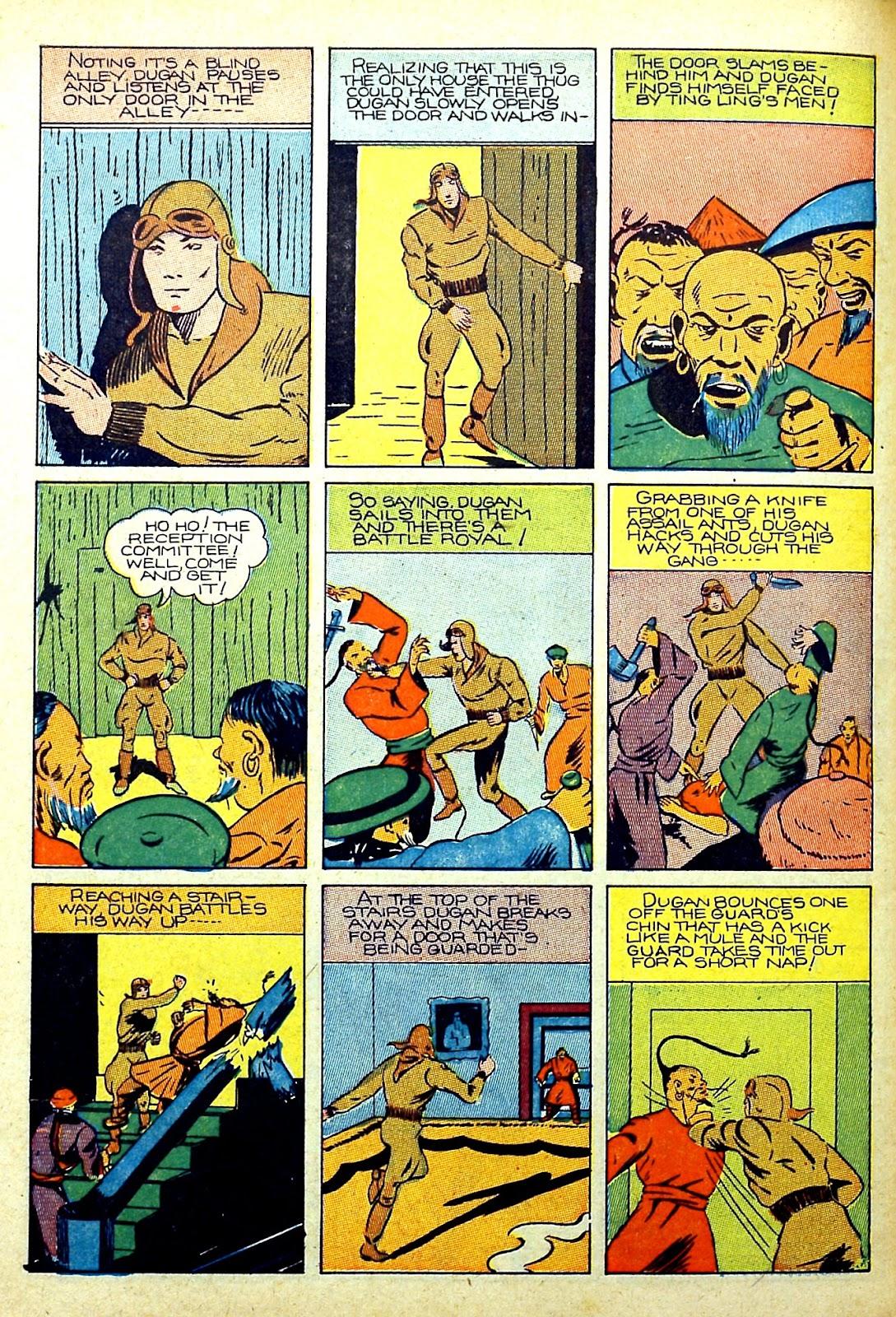 Read online Silver Streak Comics comic -  Issue #22 - 52