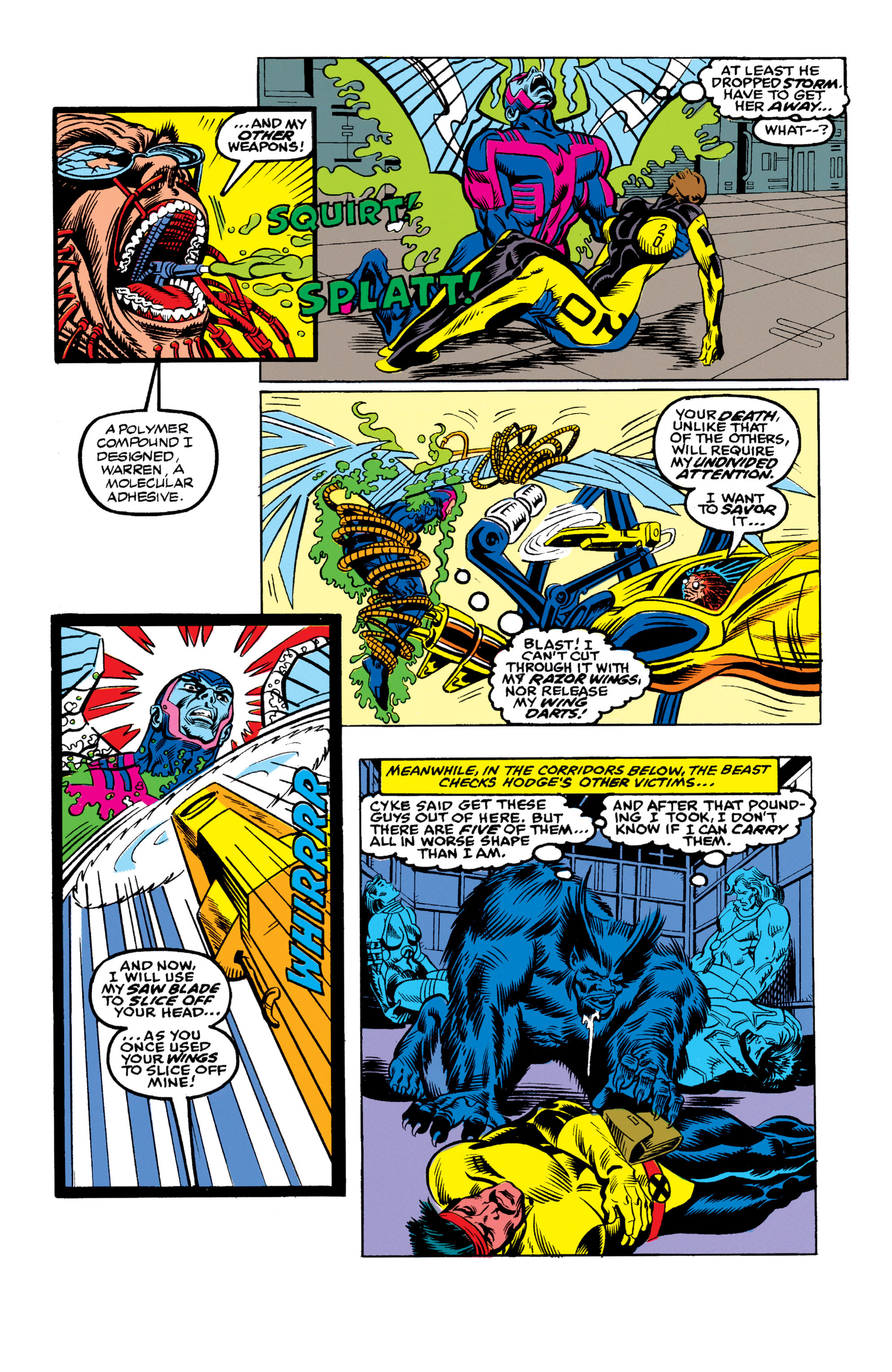 Read online X-Factor (1986) comic -  Issue #62 - 11