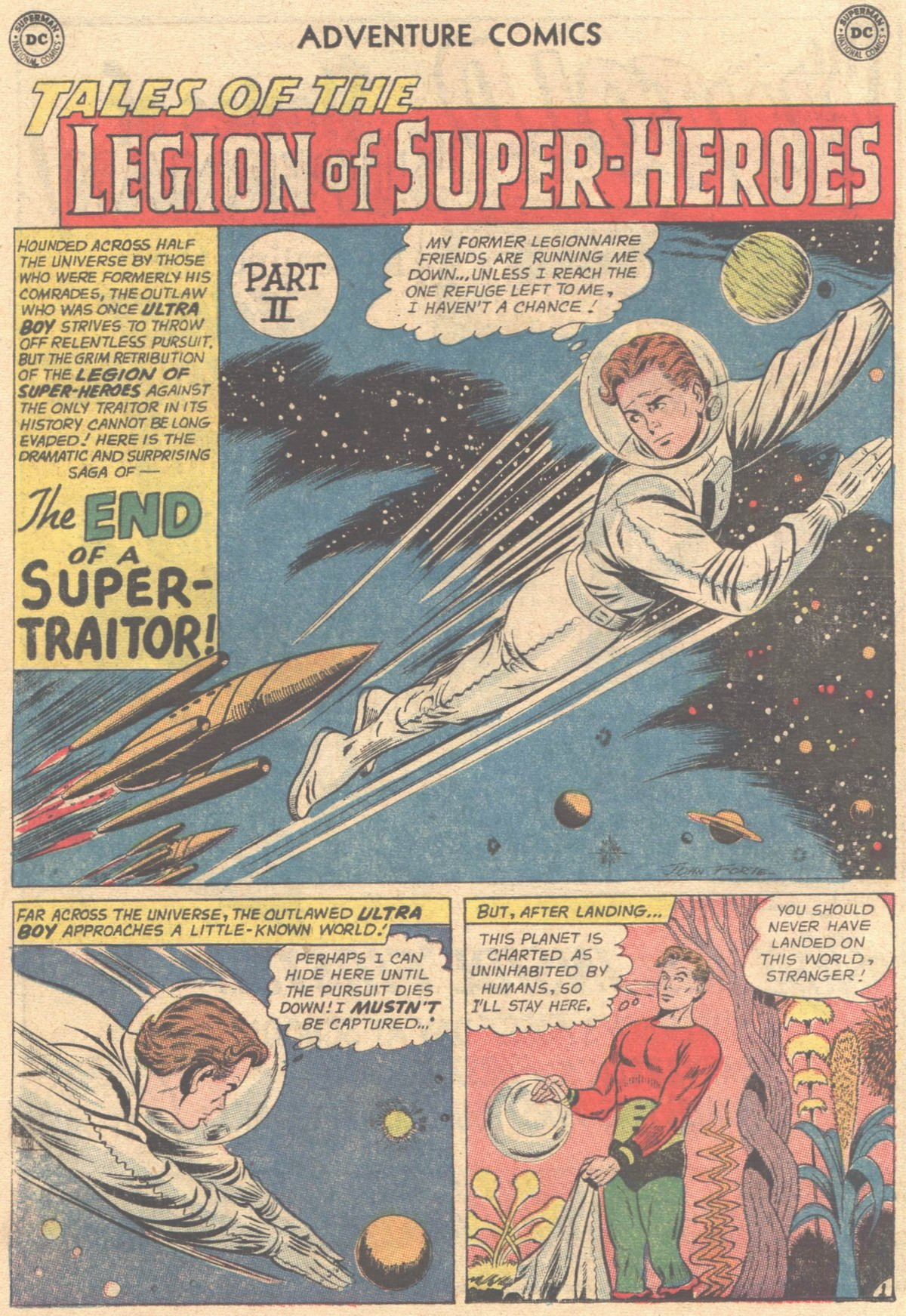 Read online Adventure Comics (1938) comic -  Issue #316 - 14