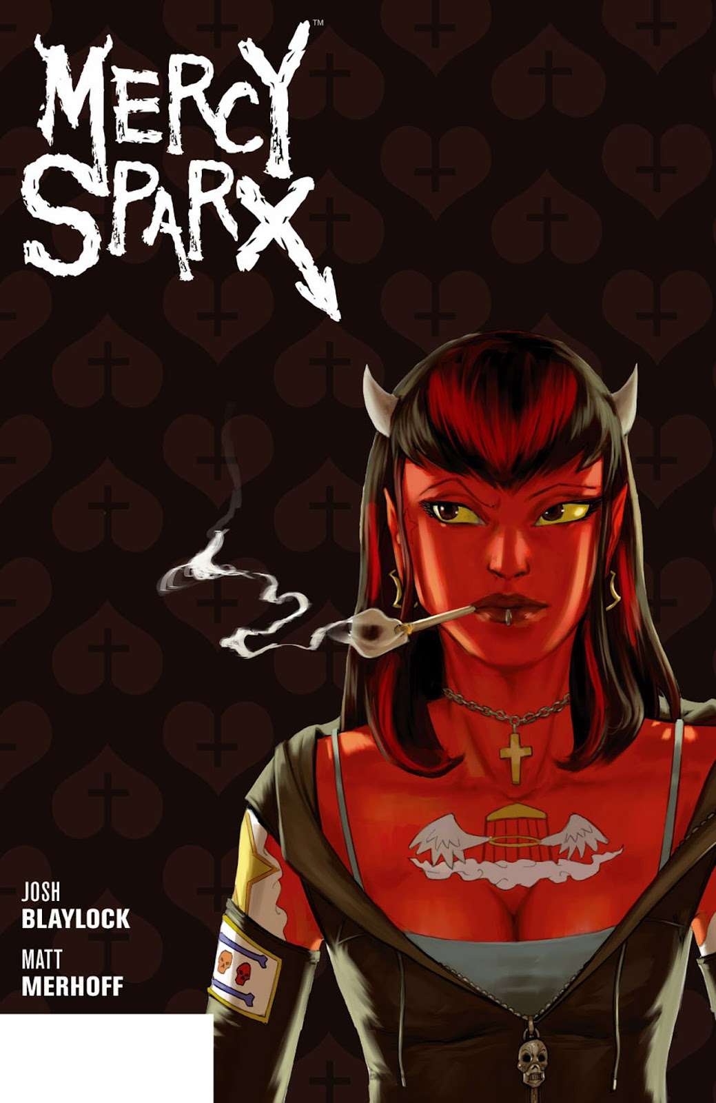 Read online Mercy Sparx (2008) comic -  Issue #0 - 1