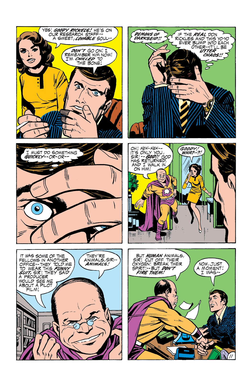 Read online Superman's Pal, Jimmy Olsen by Jack Kirby comic -  Issue # TPB (Part 2) - 55
