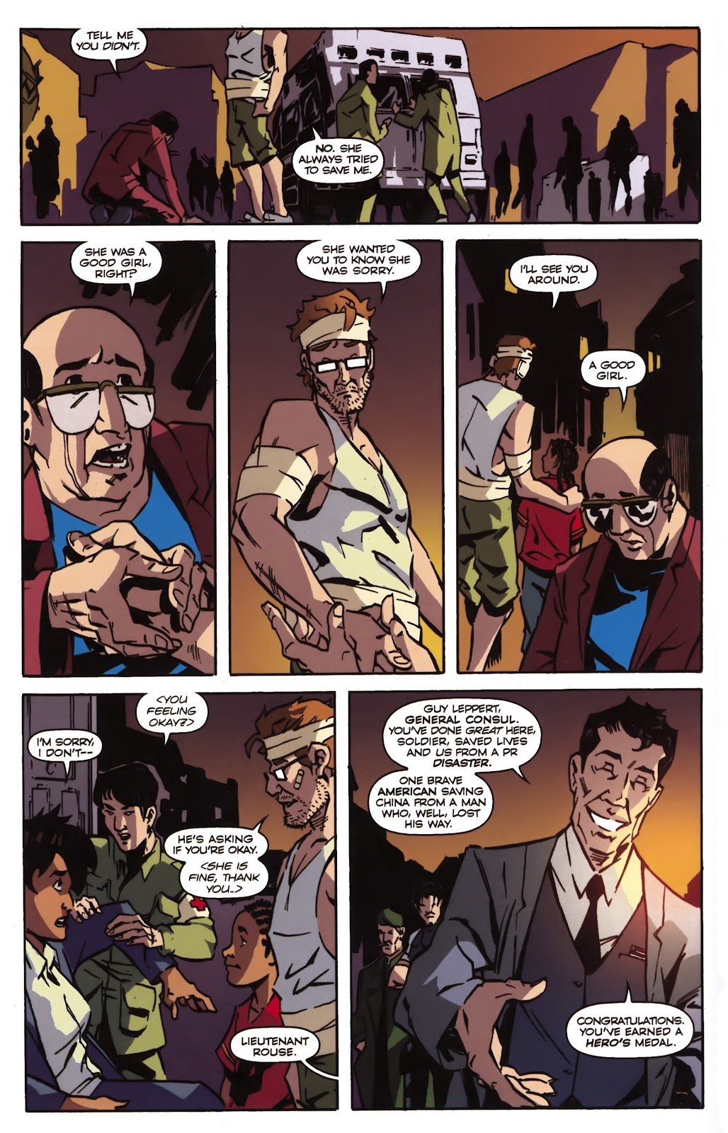 Read online Ricky Rouse Has A Gun comic -  Issue # TPB (Part 2) - 75